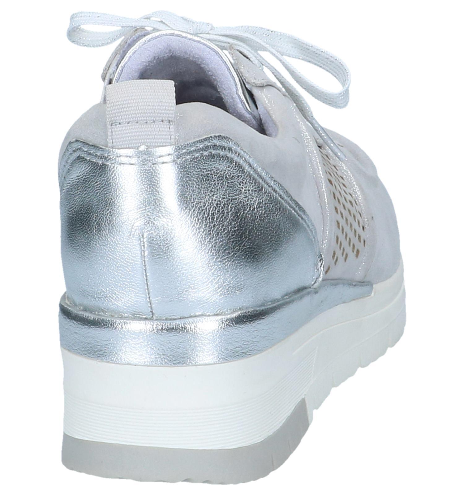 Zilveren Tamaris Tamaris Relax Relax Sneakers Fit Sneakers Sneakers Zilveren Tamaris Zilveren Fit USzMVpq