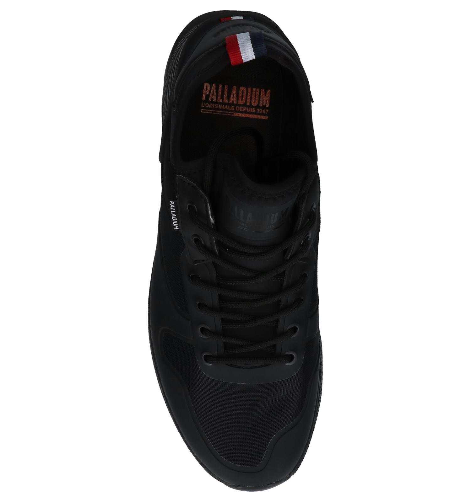 Sneakers Zwarte Zwarte Palladium Palladium Lage Lage mnN8vO0w
