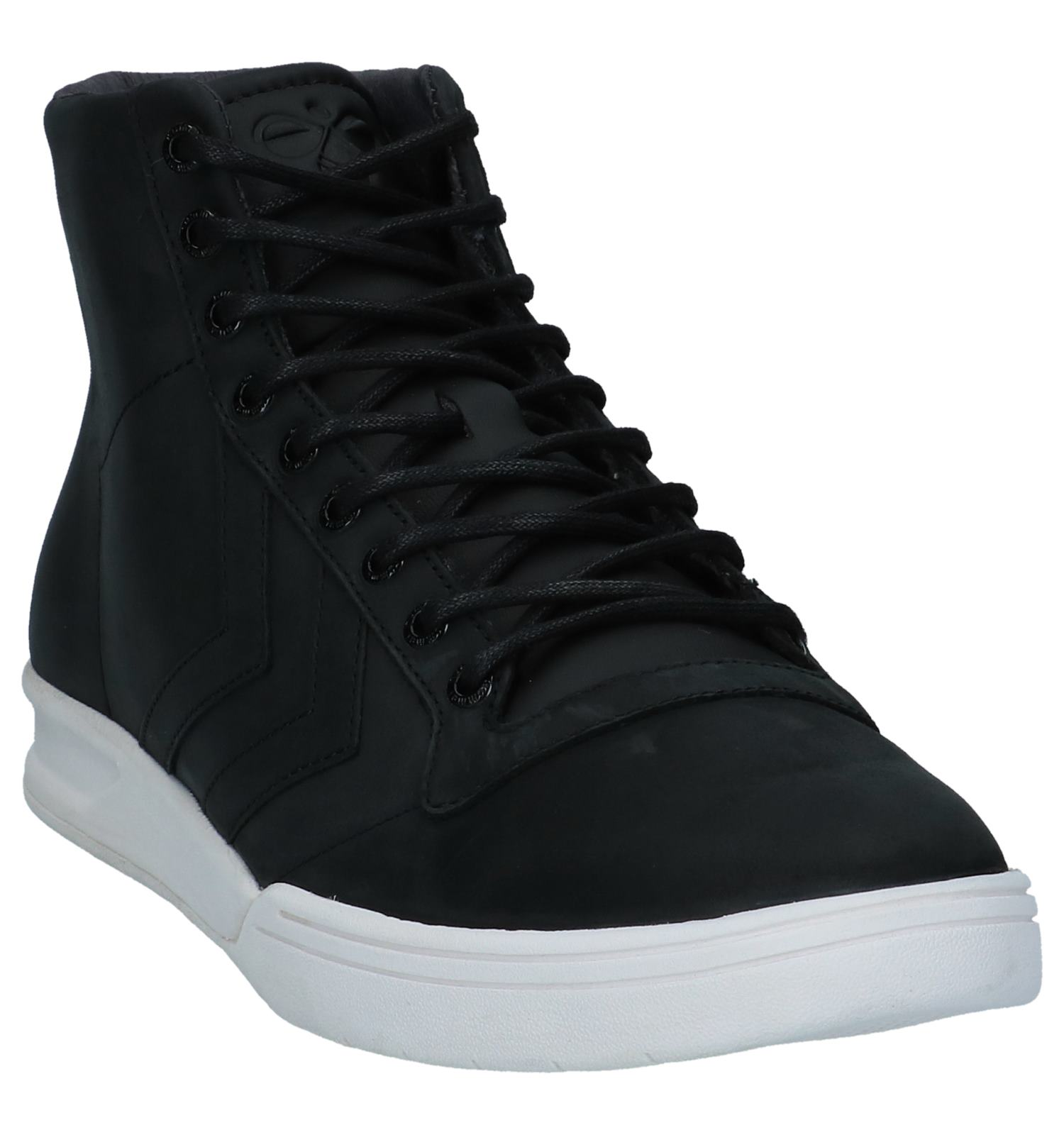 Hoge Sneakers Zwarte Zwarte Sneakers Hummel Hummel Hoge BodWQxrCe