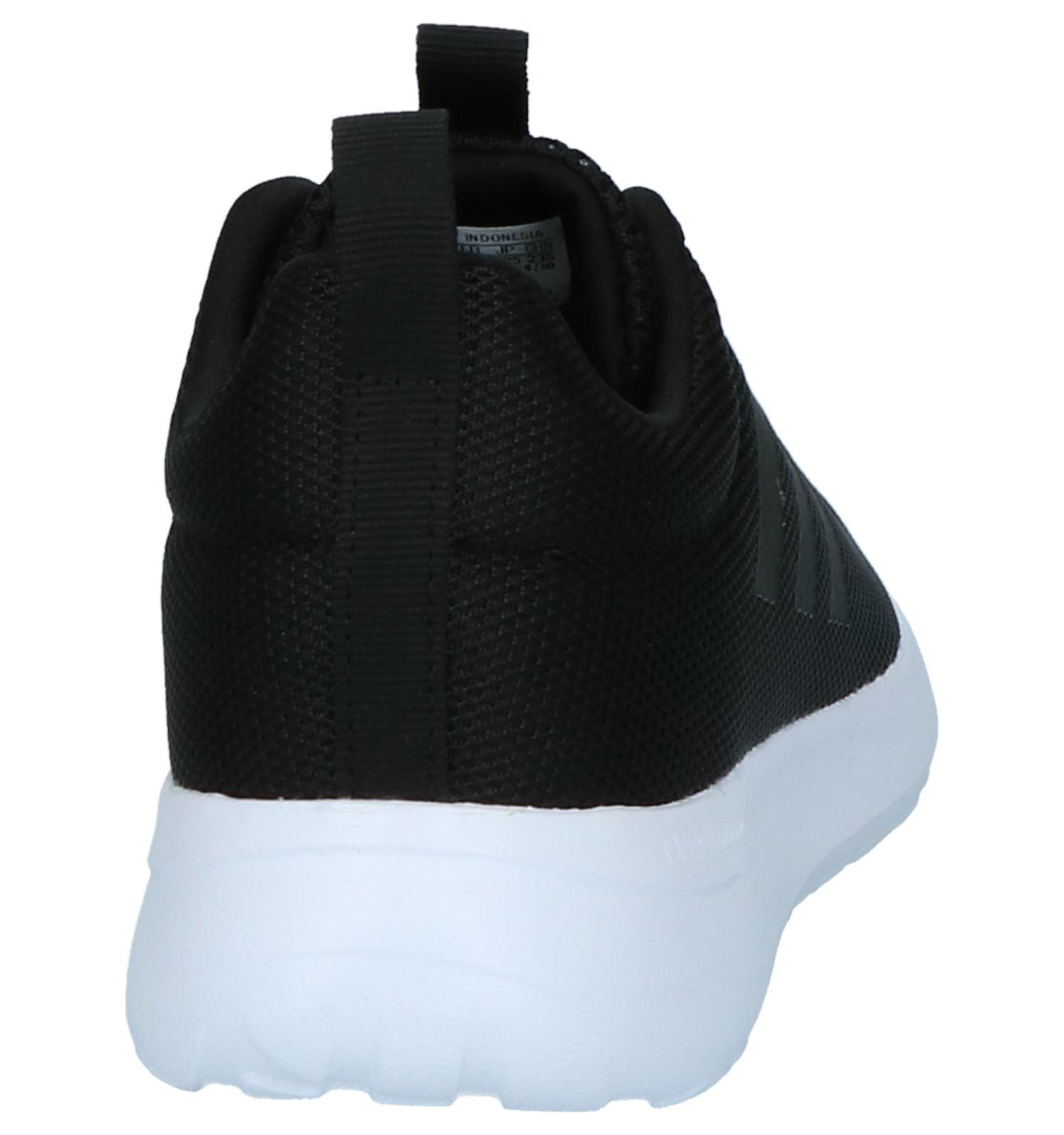 adidas Lite Racer Sneakers Zwart   SCHOENENTORFS.NL   Gratis