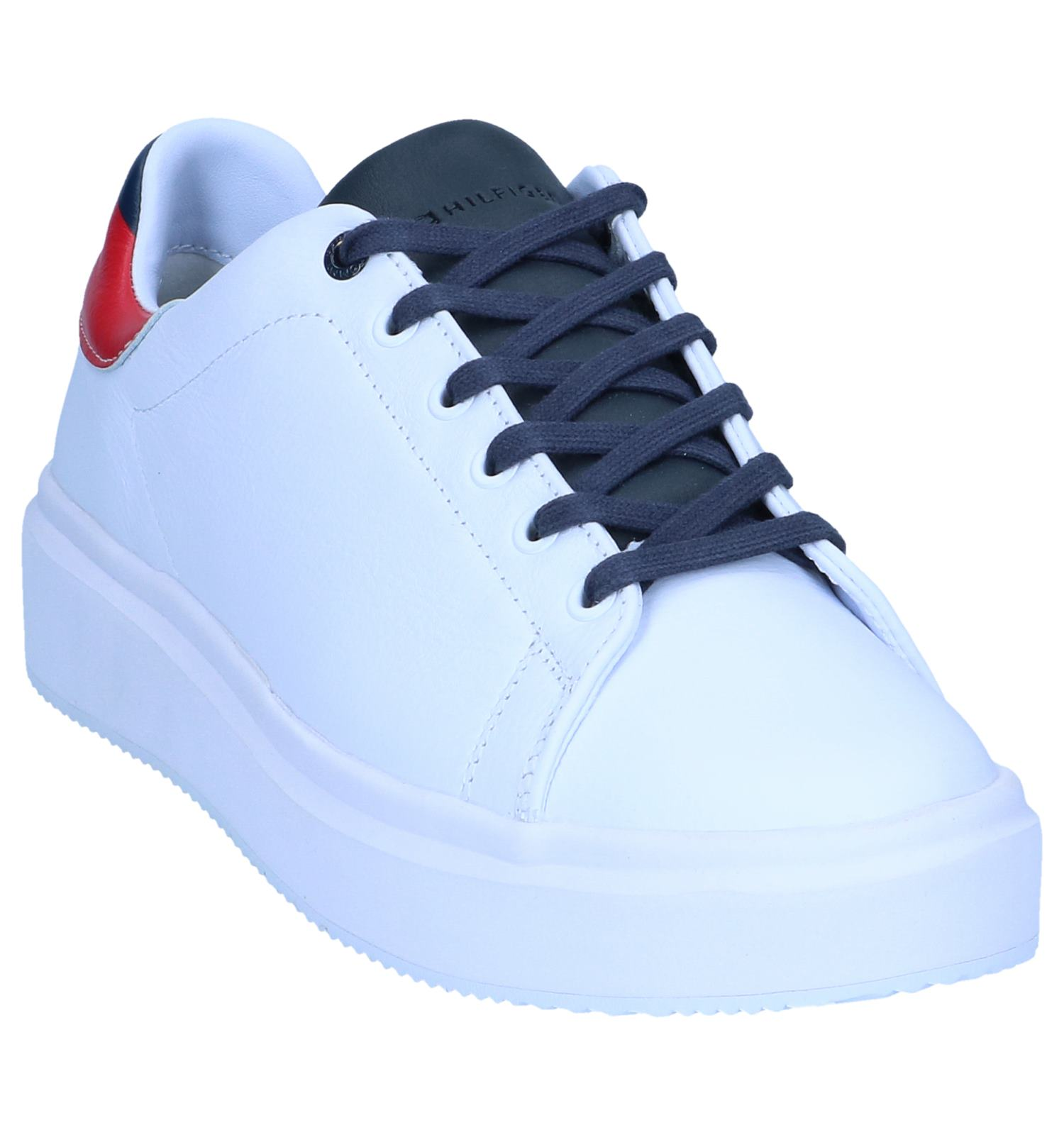 Sneakers Hilfiger Tommy Witte Luxury Corporate Lage CrdxoeB