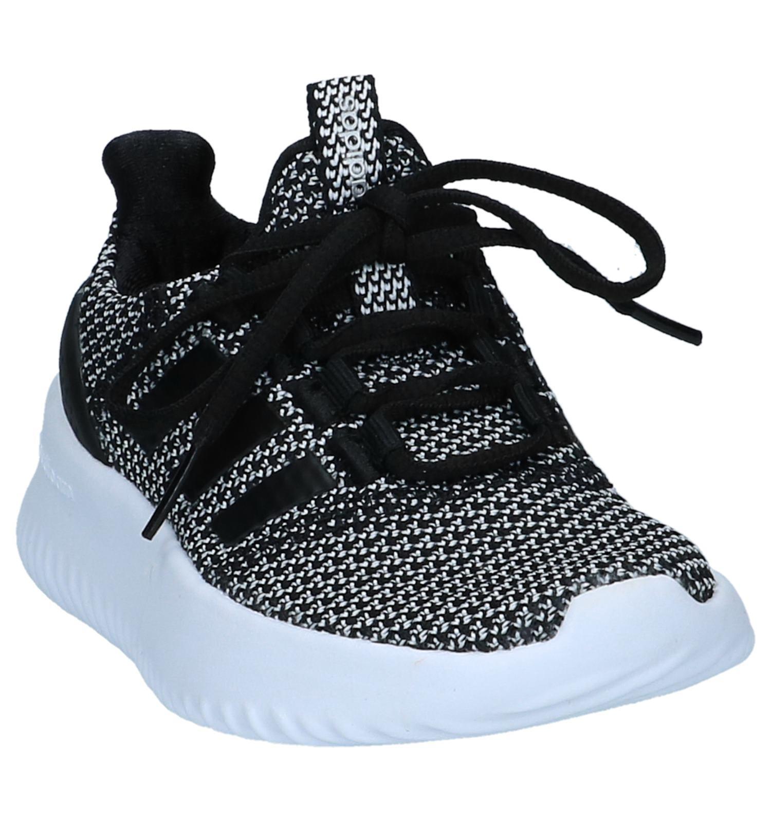 29b67566049 Zwarte Runner Sneaker Cloudfoam Ultimate adidas | SCHOENENTORFS.NL | Gratis  verzend en retour
