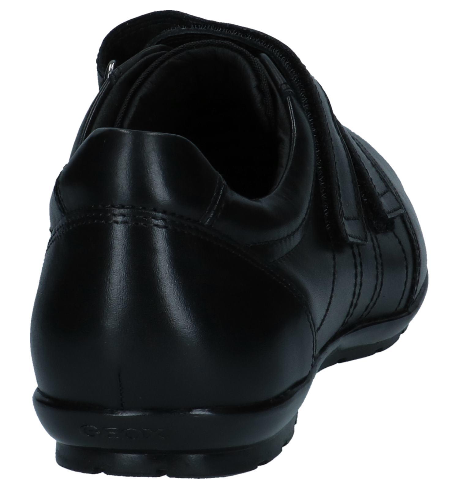 Met Zwarte Geox Schoenen Klittenband Geox 0wN8mnv