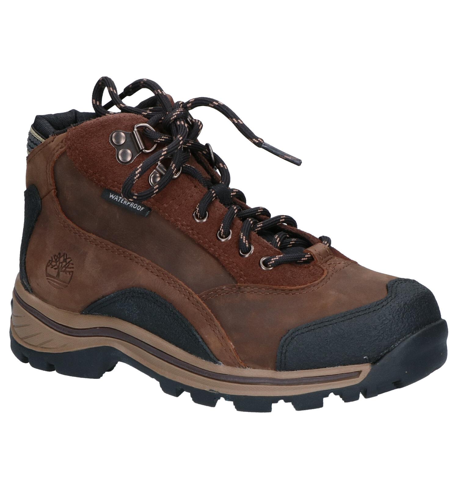 Timberland Patuckaway Hiker Cognac Boots | SCHOENENTORFS.NL | Gratis verzend en retour