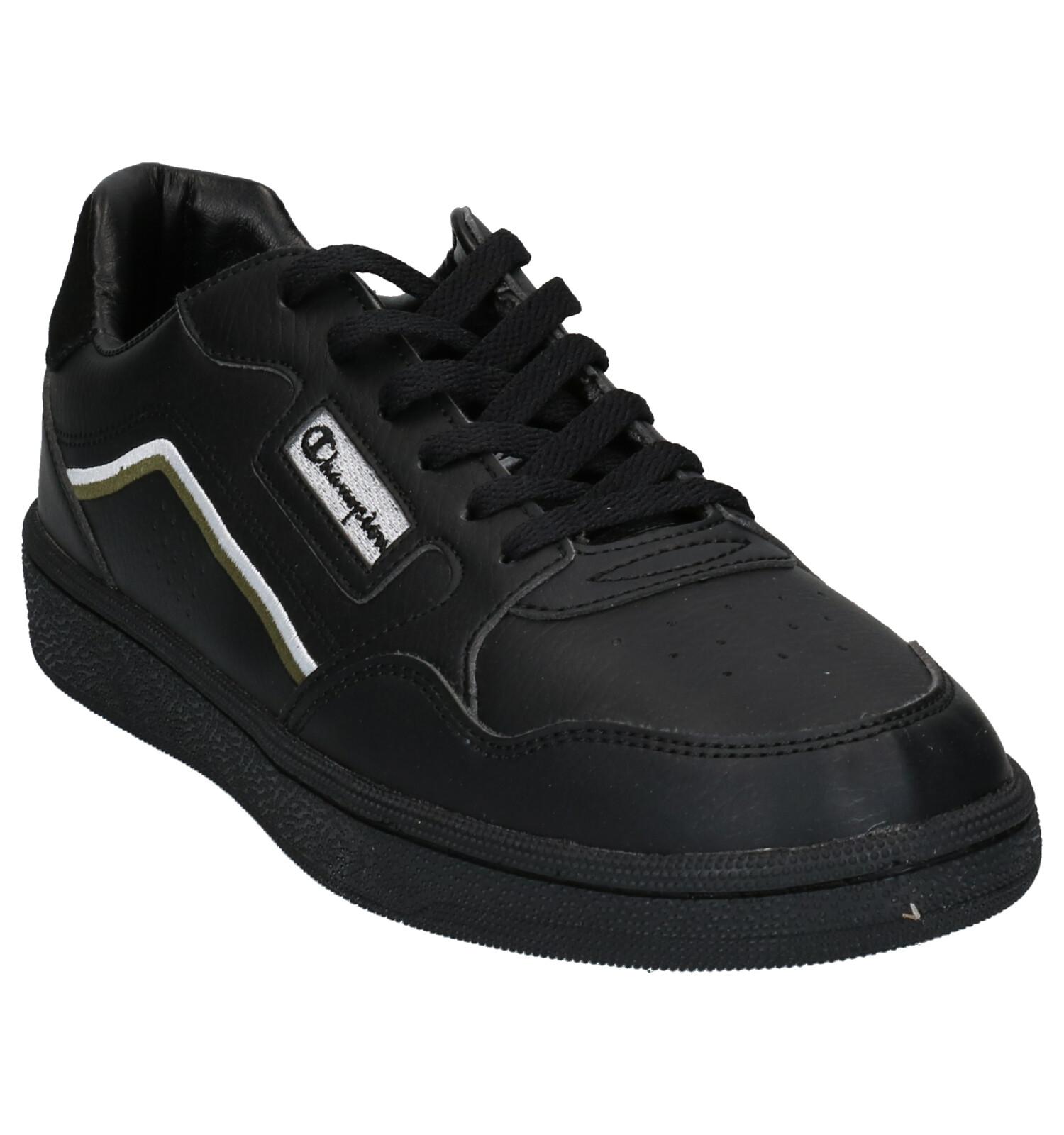 Low Sneakers Champion Sneakers Minnesota Low Champion Zwarte Zwarte Minnesota 5AjRq34L