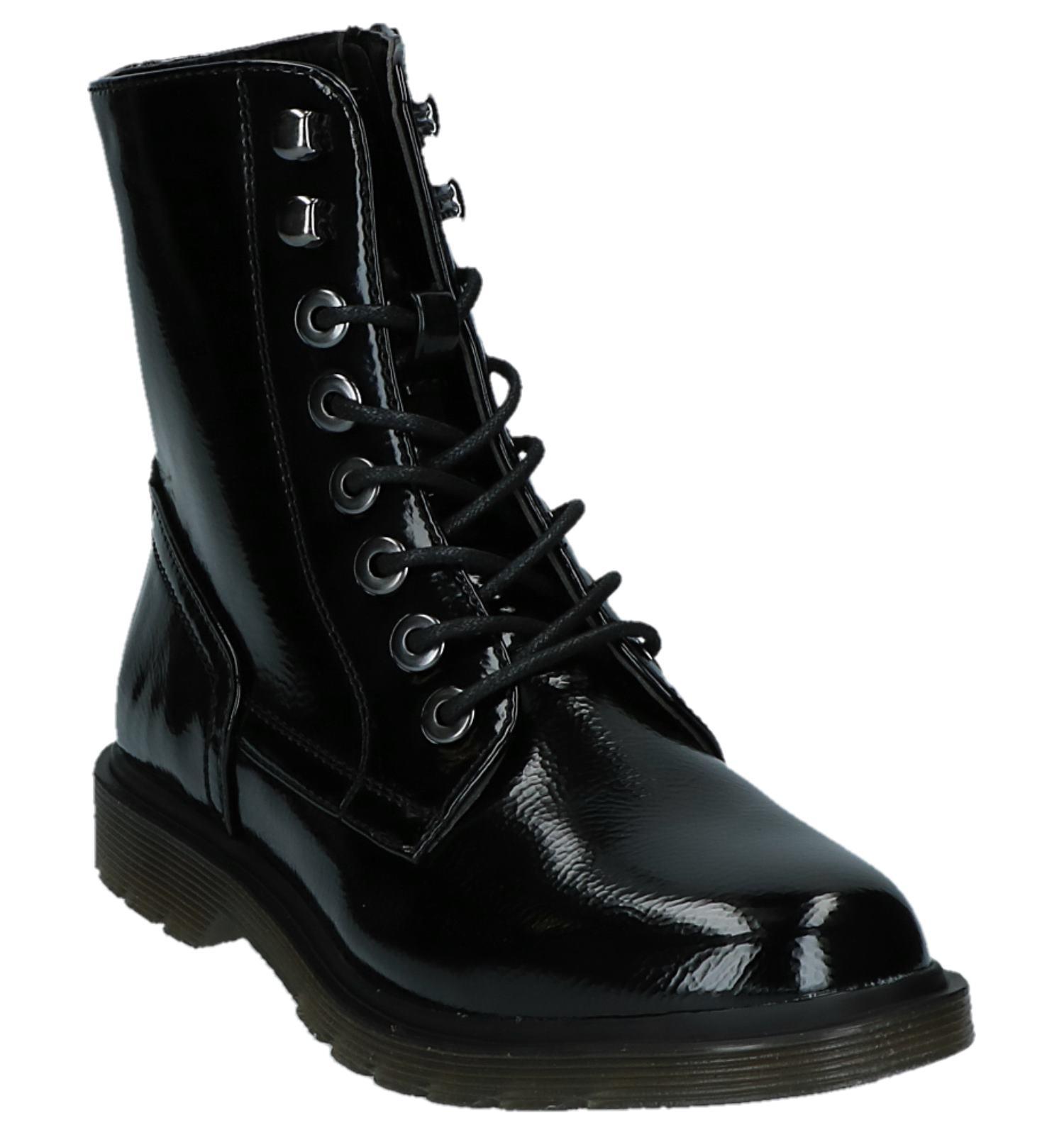 YouhBy Boots Zwarte Met Veters Torfs MSVLUzpGq
