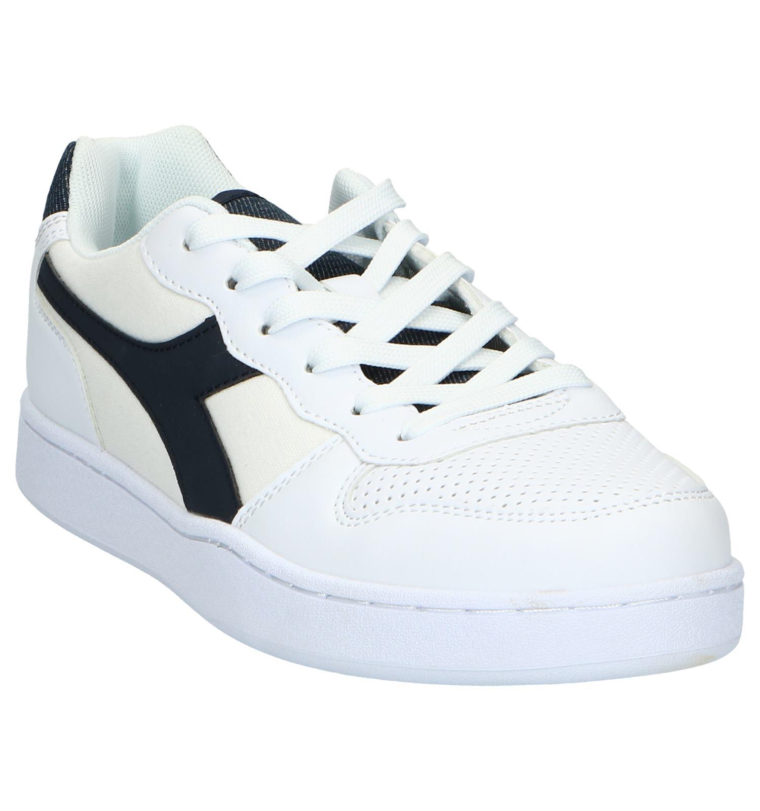 Witte Witte Sneakers Diadora Playground Sneakers Witte Playground Diadora Den Diadora Den Sneakers 53RjALc4q
