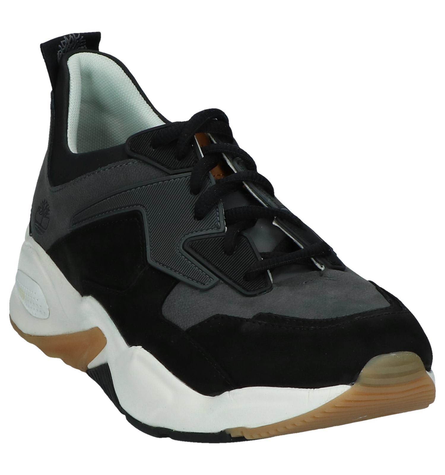 Zwarte Lage Sneakers Timberland Delphiville