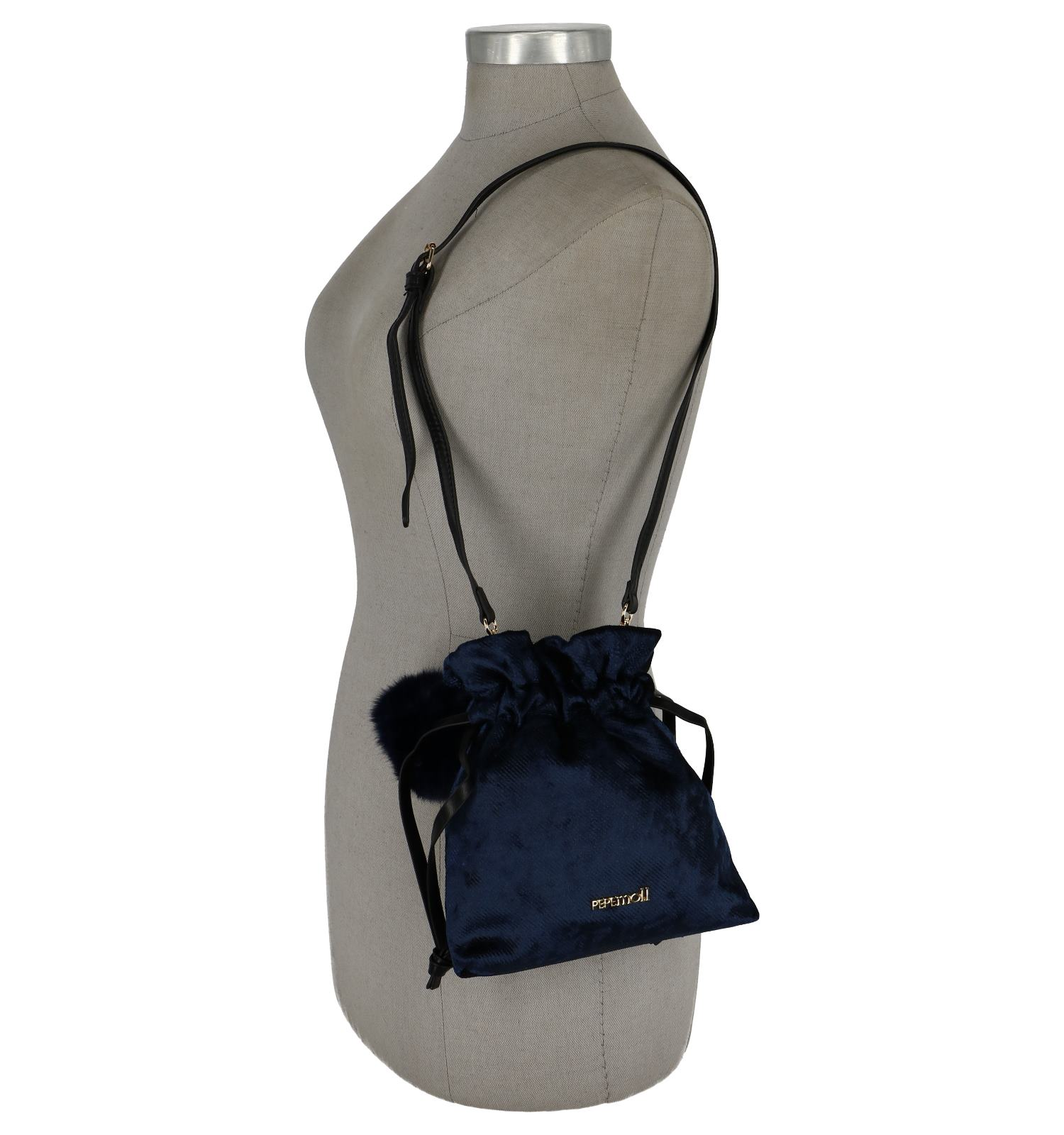 Blauwe Pepe Bag Moll Bucket Blauwe Pepe Moll Bag Blauwe Bucket lc1KJTF