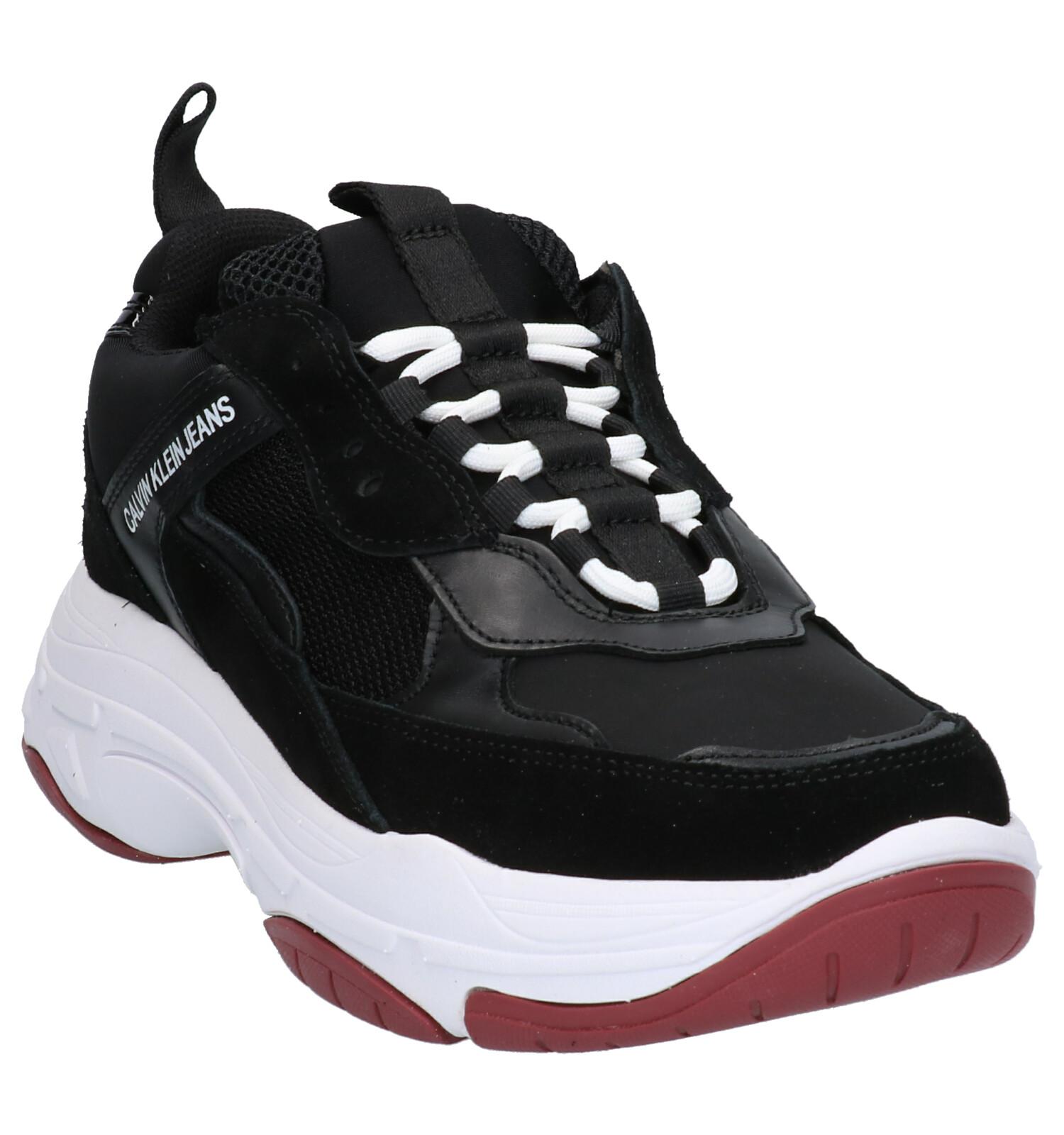 Klein Sneakers Calvin Marvin Calvin Marvin Klein Zwarte N8n0vmOw
