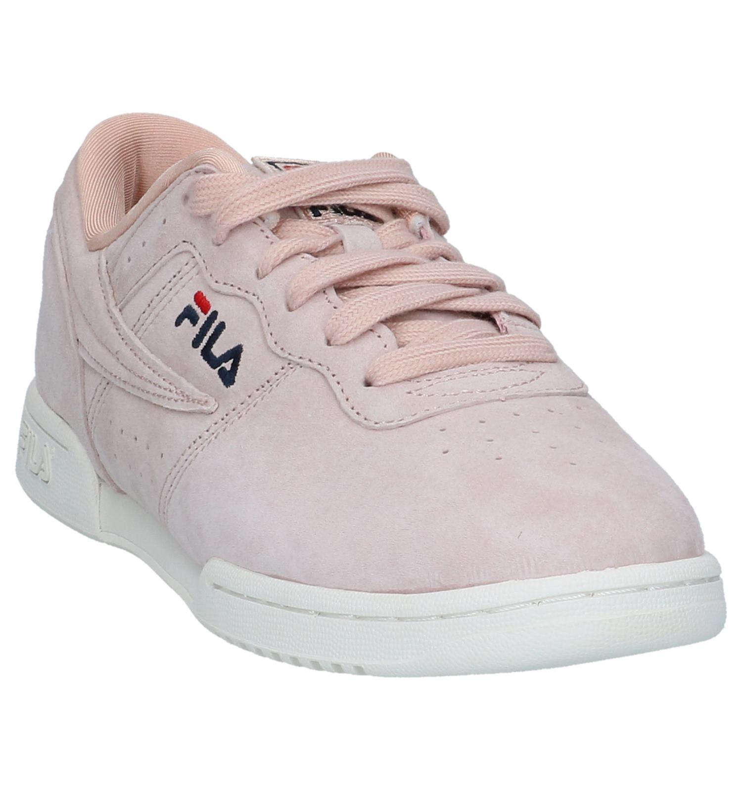 Fila Licht Roze Original Sneakers Fitness htsrQCd