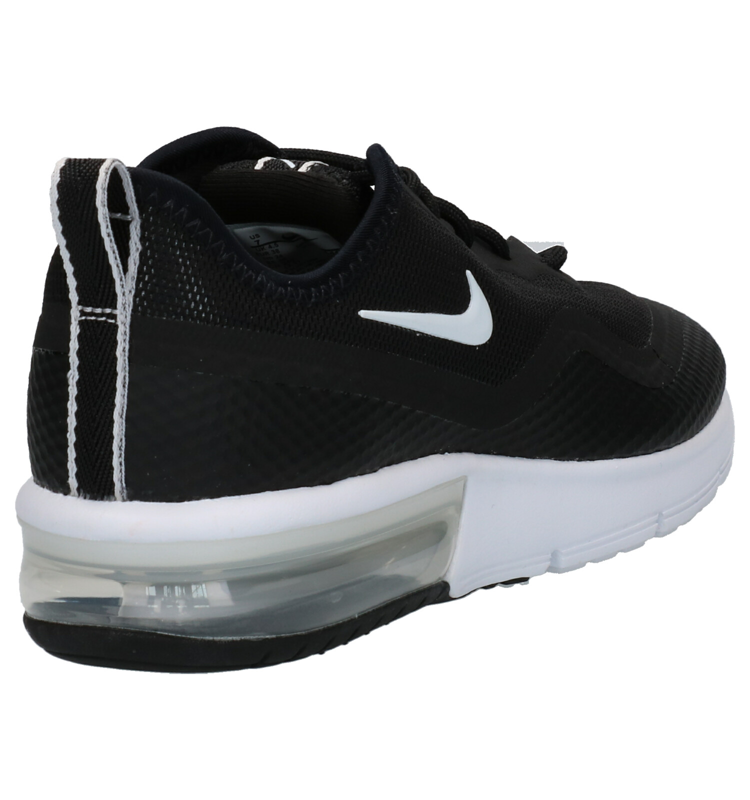 Max Sneakers Nike 5 Air 4 Sequent Zwarte QrCtshxdB