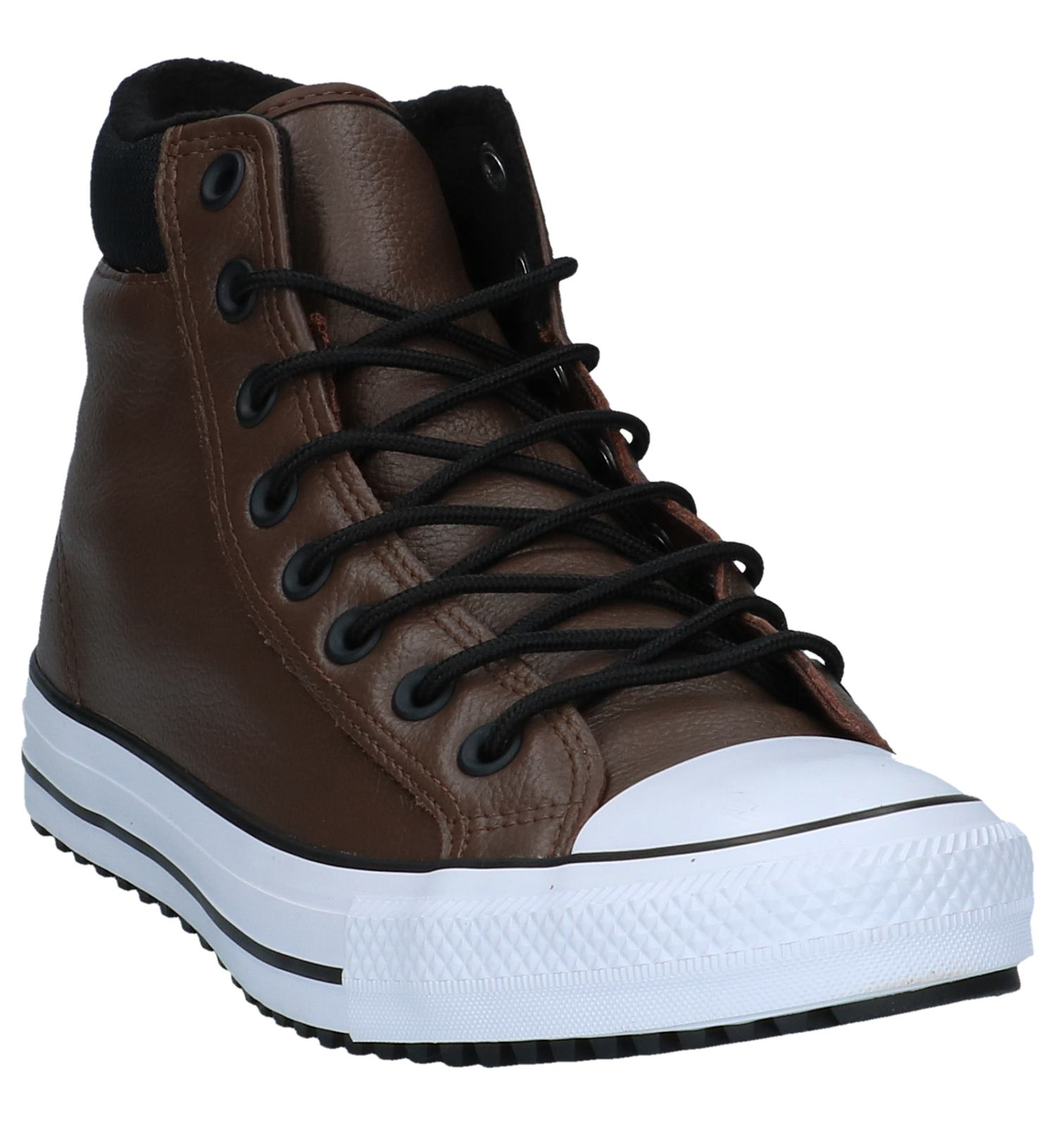 Hoge As Boot Converse Sneakers Pc Bruin l1Jc3KFT