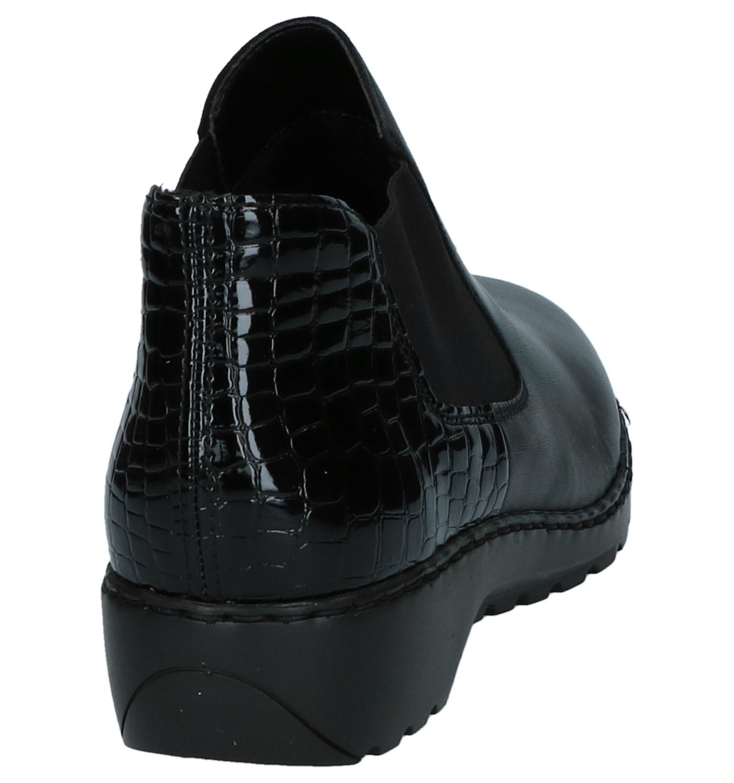Zwarte Boots Chelsea Rieker Chelsea Rieker Chelsea Chelsea Zwarte Zwarte Boots Rieker Rieker Zwarte Boots PkXN8nw0O