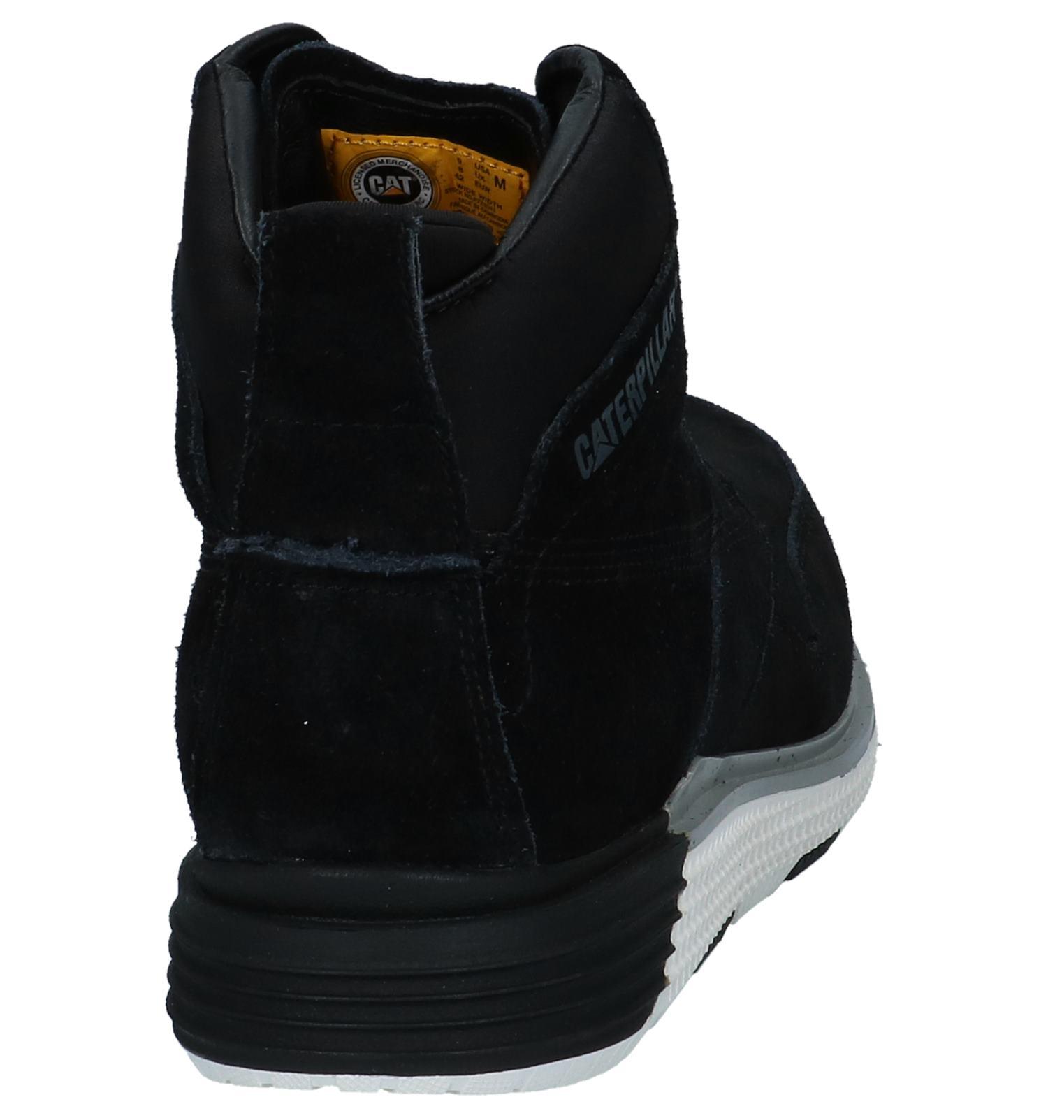 Hoge Zwarte Schoenen Schoenen Caterpillar Zwarte Make Hoge GpqSzMVjLU
