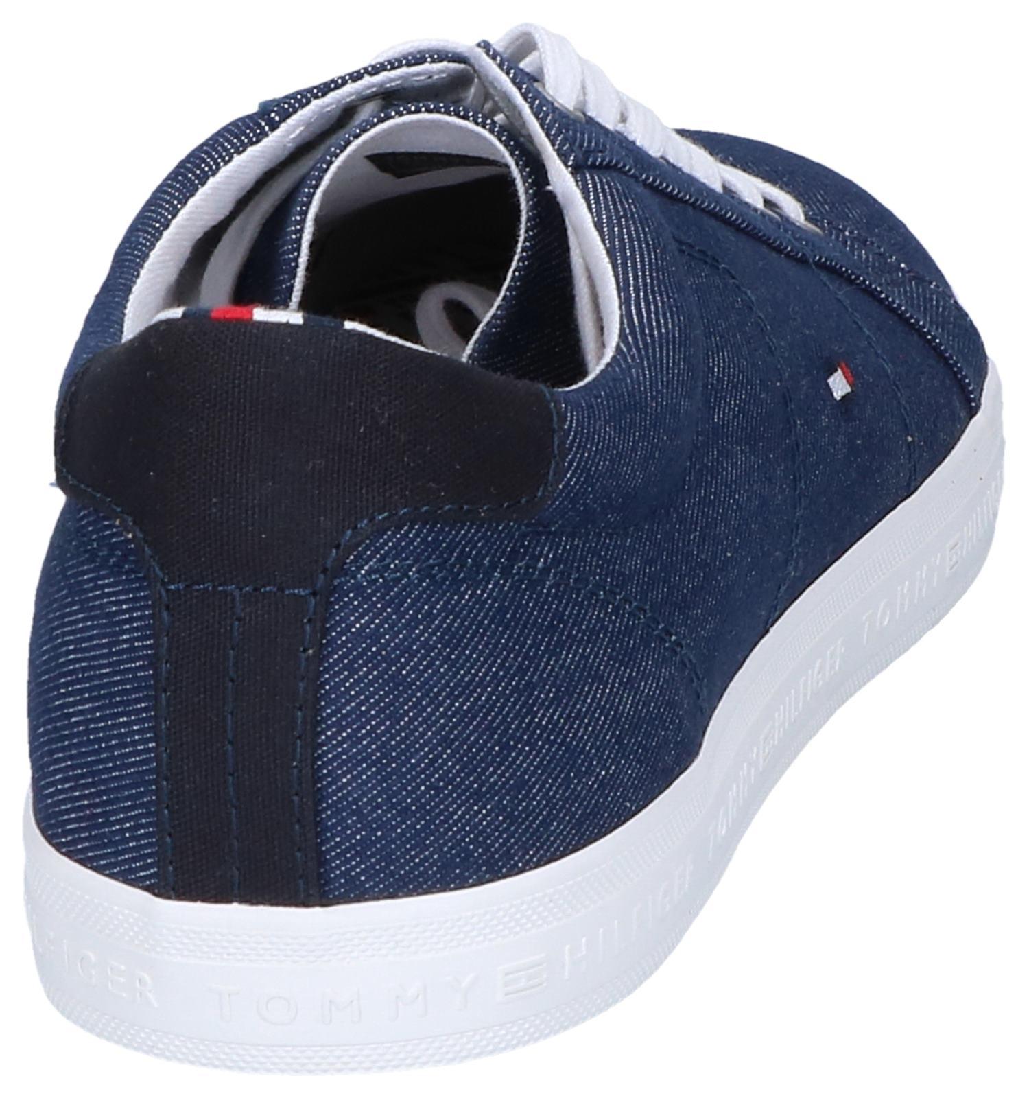 Sneakers Donkerblauwe Sneakers Hilfiger Tommy Hilfiger Donkerblauwe Tommy AjLqRc354S