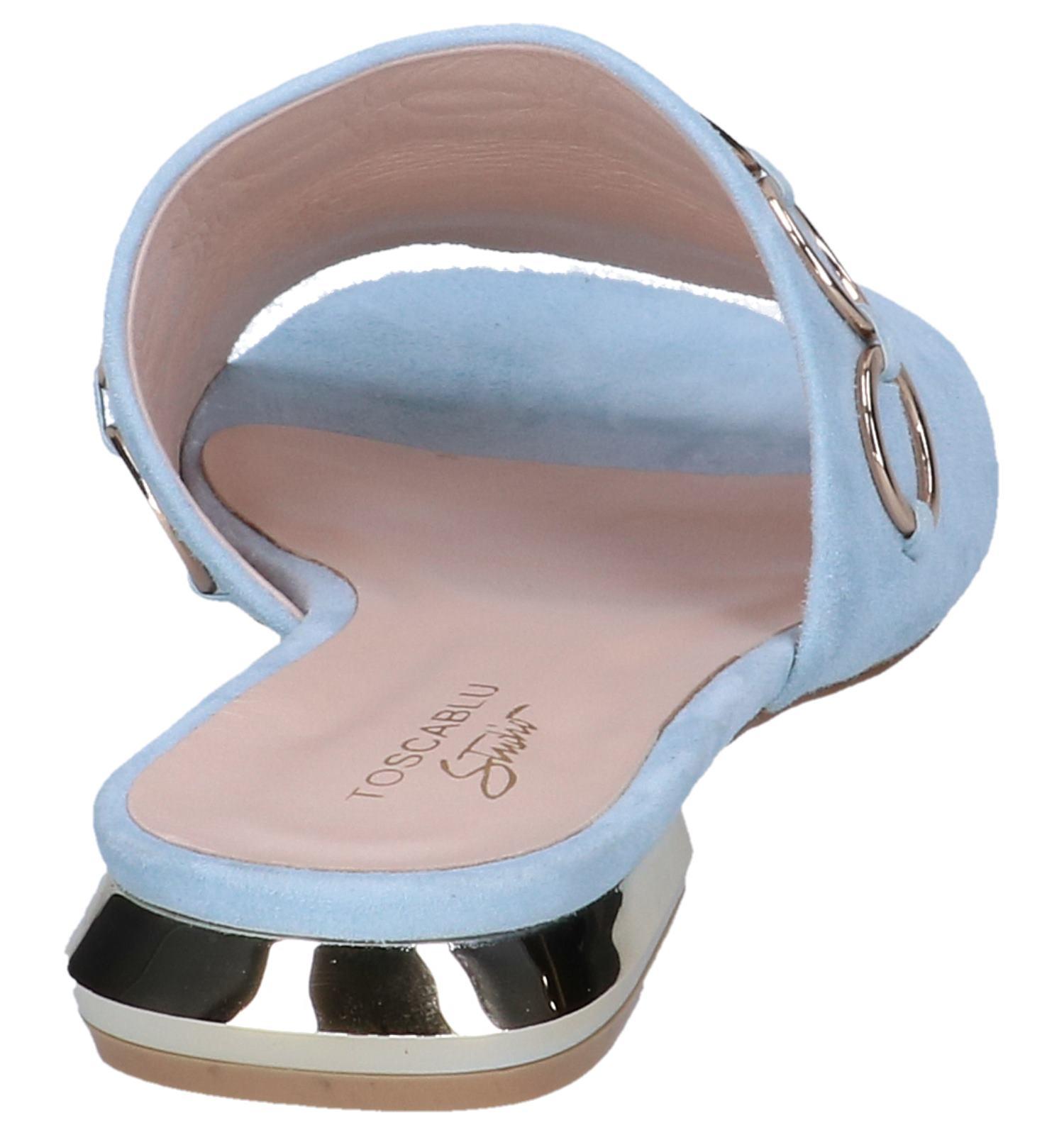 Pastelblauwe Pastelblauwe Blu Tosca Blu Tosca Muiltjes Muiltjes q54Aj3RL