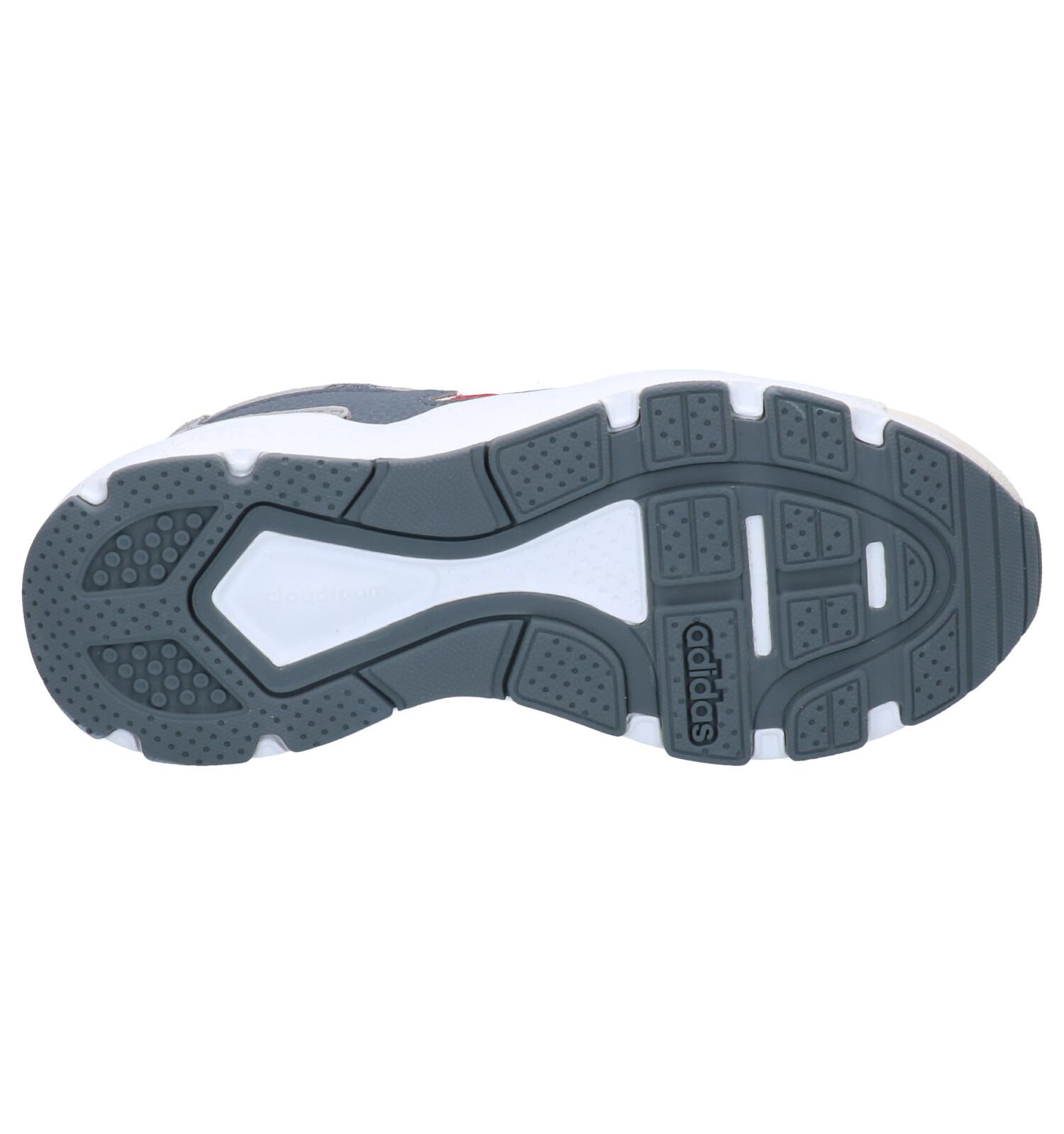 adidas Crazychaos Witte Sportschoenen | SCHOENENTORFS.NL