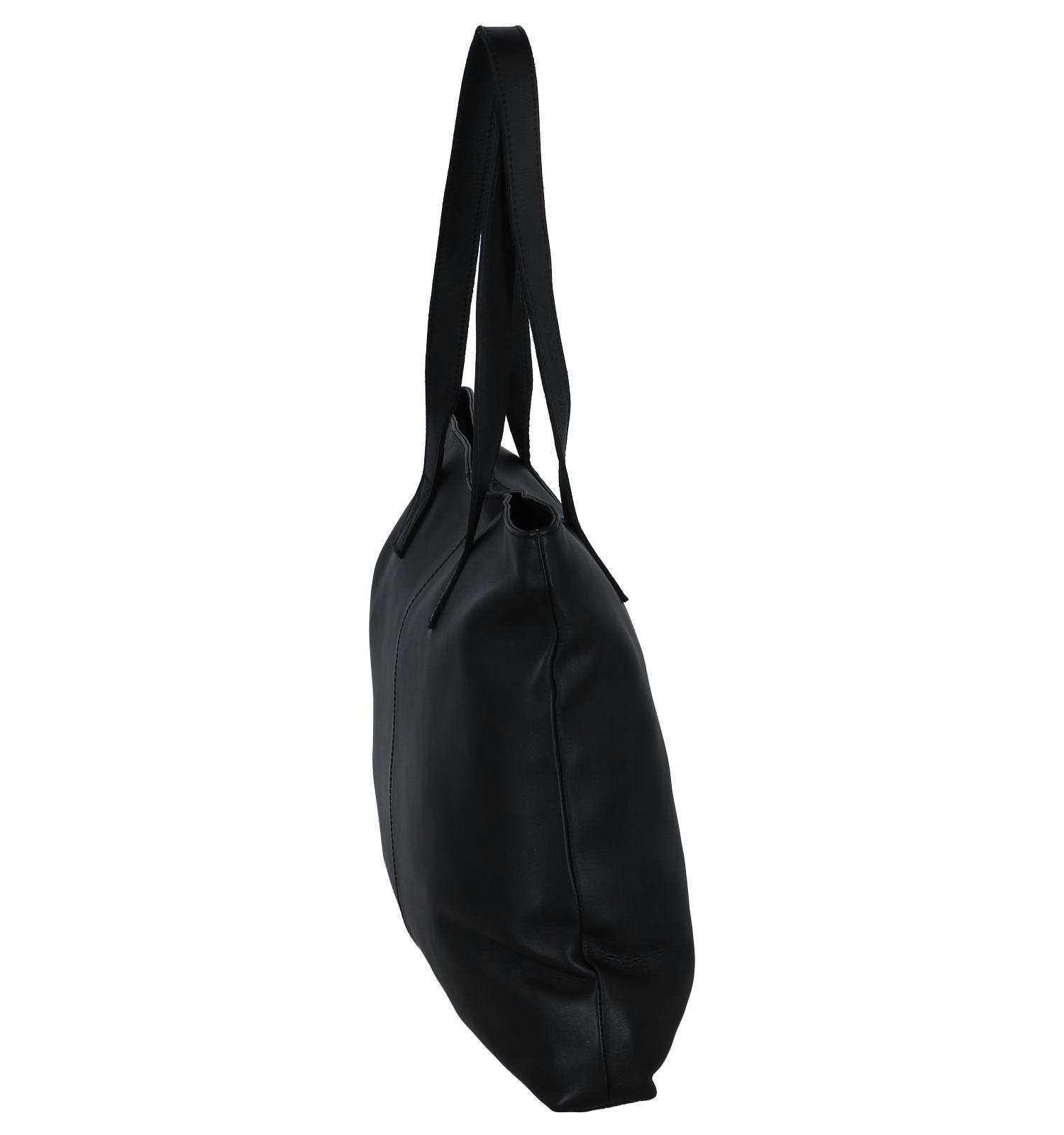 Zwarte Zwarte Munchen Tas Saccoo Saccoo Shopper Shopper Tas TlJFcuK13