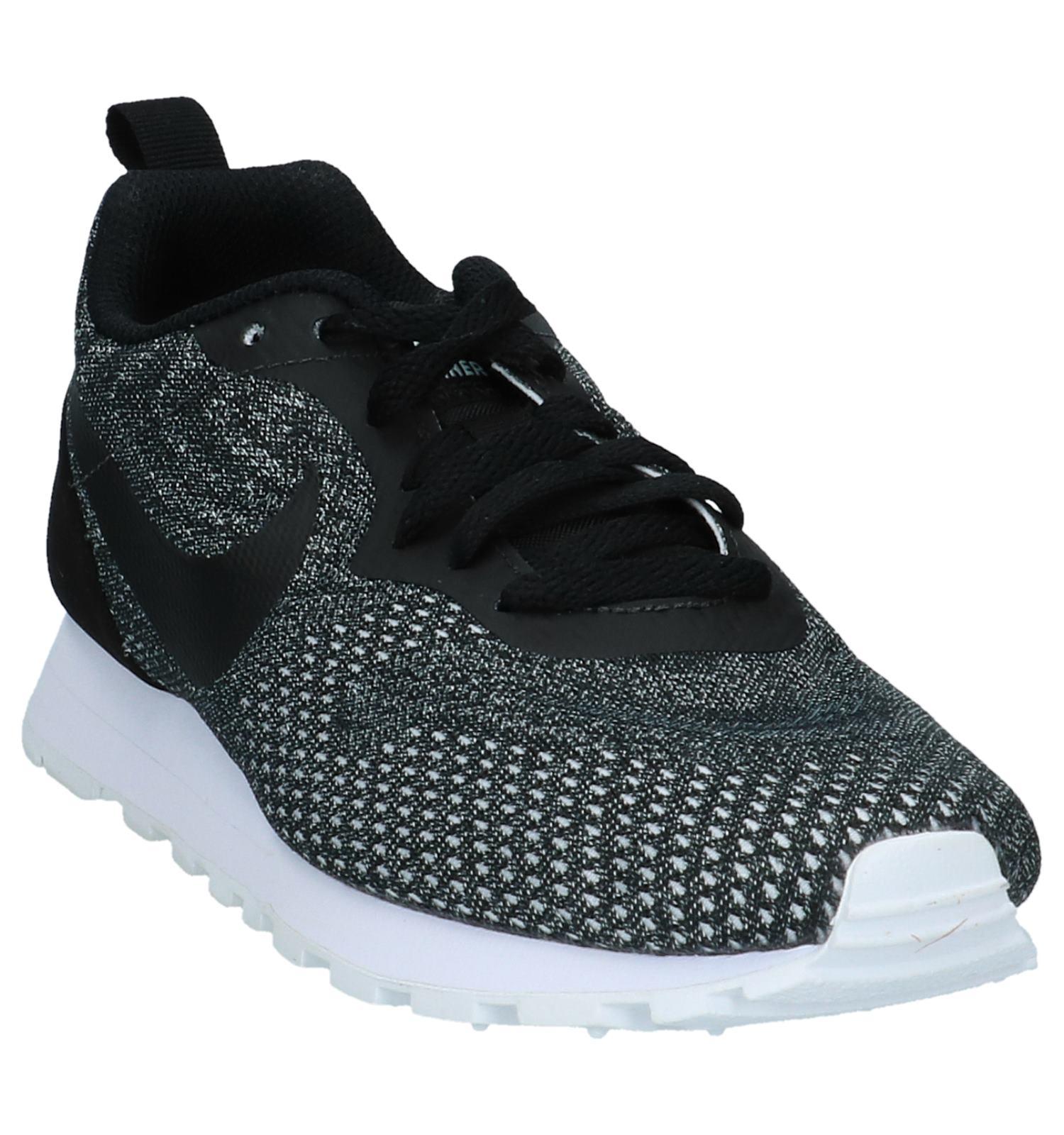 Sneakers Grijs Runner Donker Md Nike rhdBCsxtQo