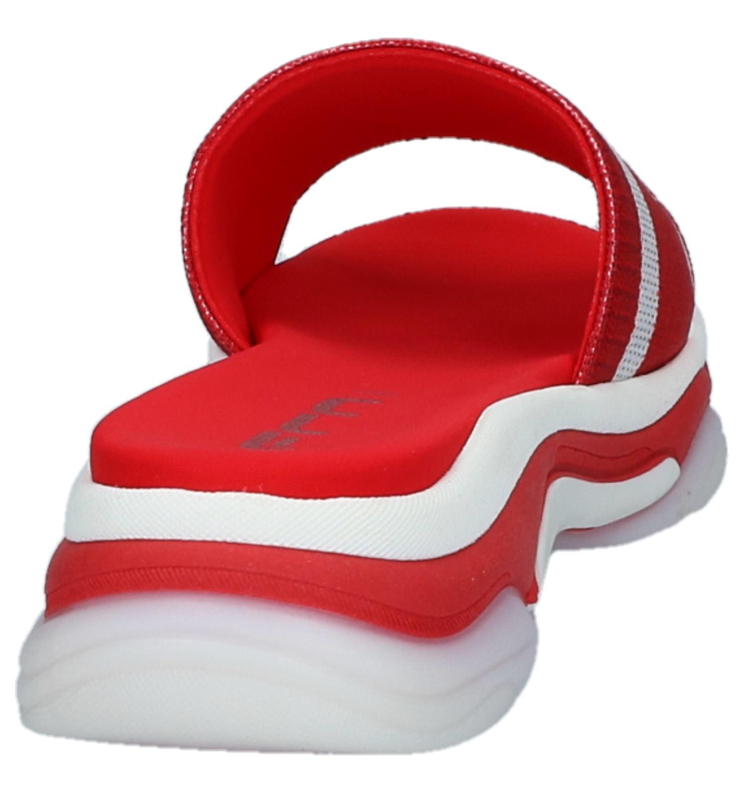 Rode Fornarina 10 10 Rode Slippers Super Super Fornarina PXiuOZk