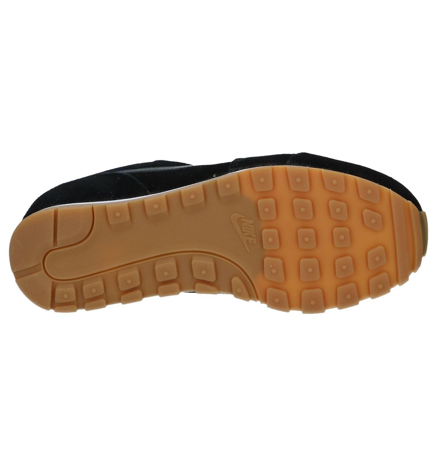 Nike 2 Runner Md Zwarte Sneakers 80wPOnk