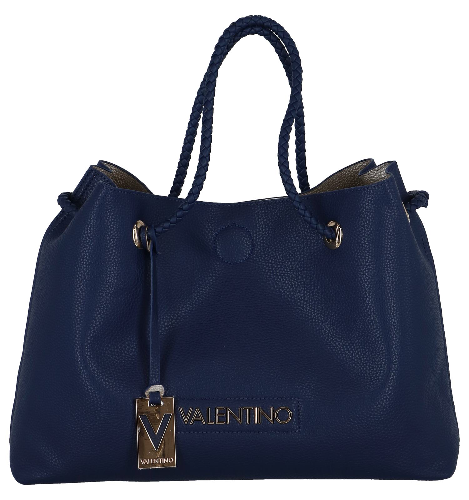Schoudertas Donkerblauwe Omkeerbare Handbags Corsair Valentino trhQCxsd