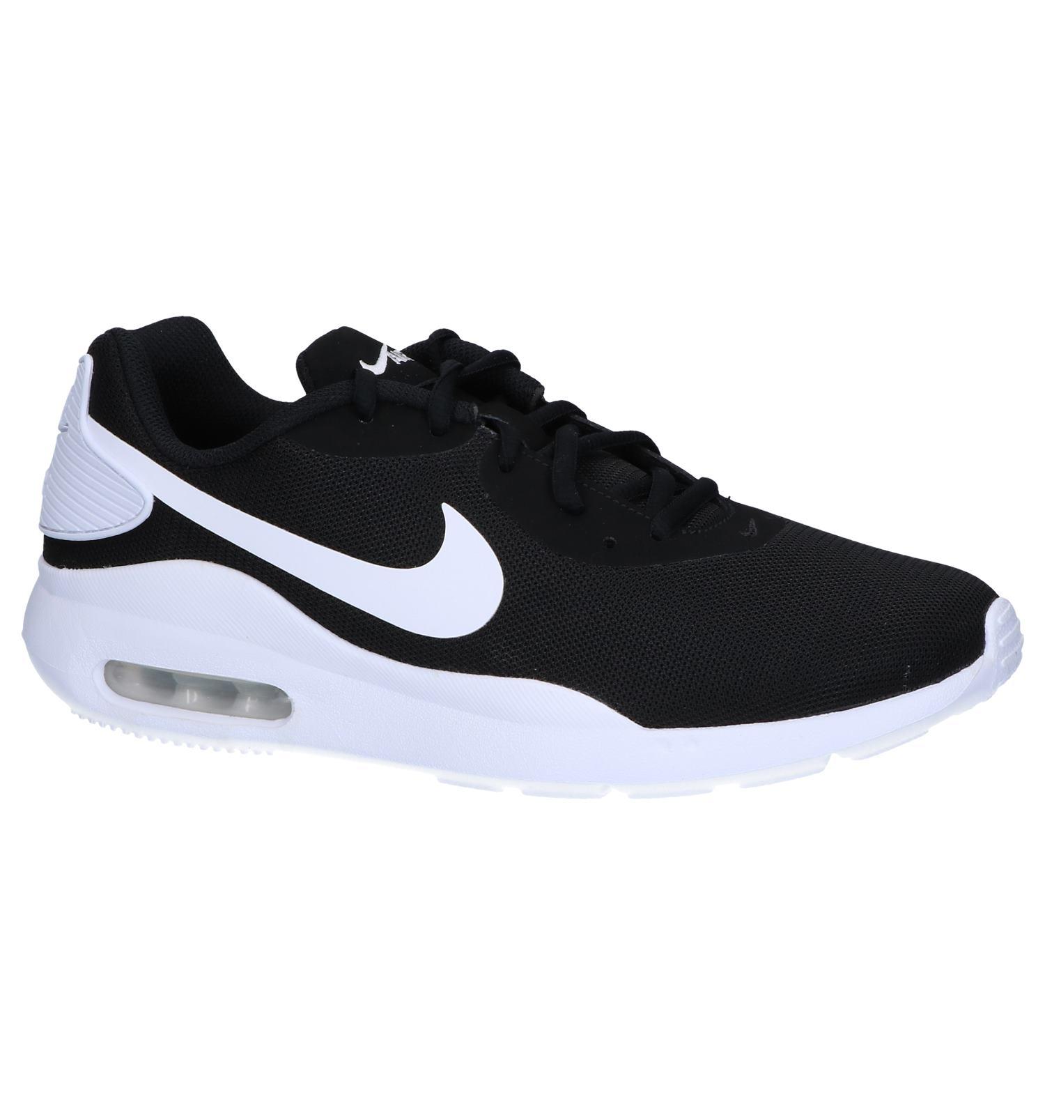 Zwarte Sneakers Nike Air Max Oketo | SCHOENENTORFS.NL | Gratis verzend en retour