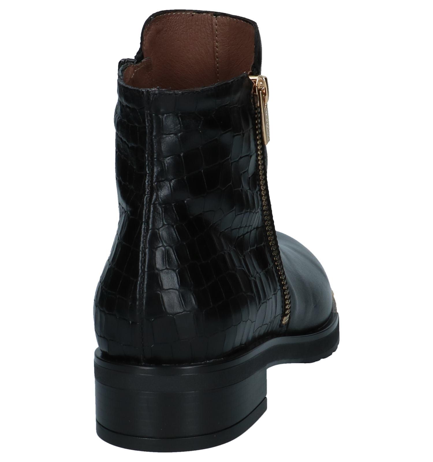 Wonders Zwart Boots Wonders Zwart Geklede iPkXuZ