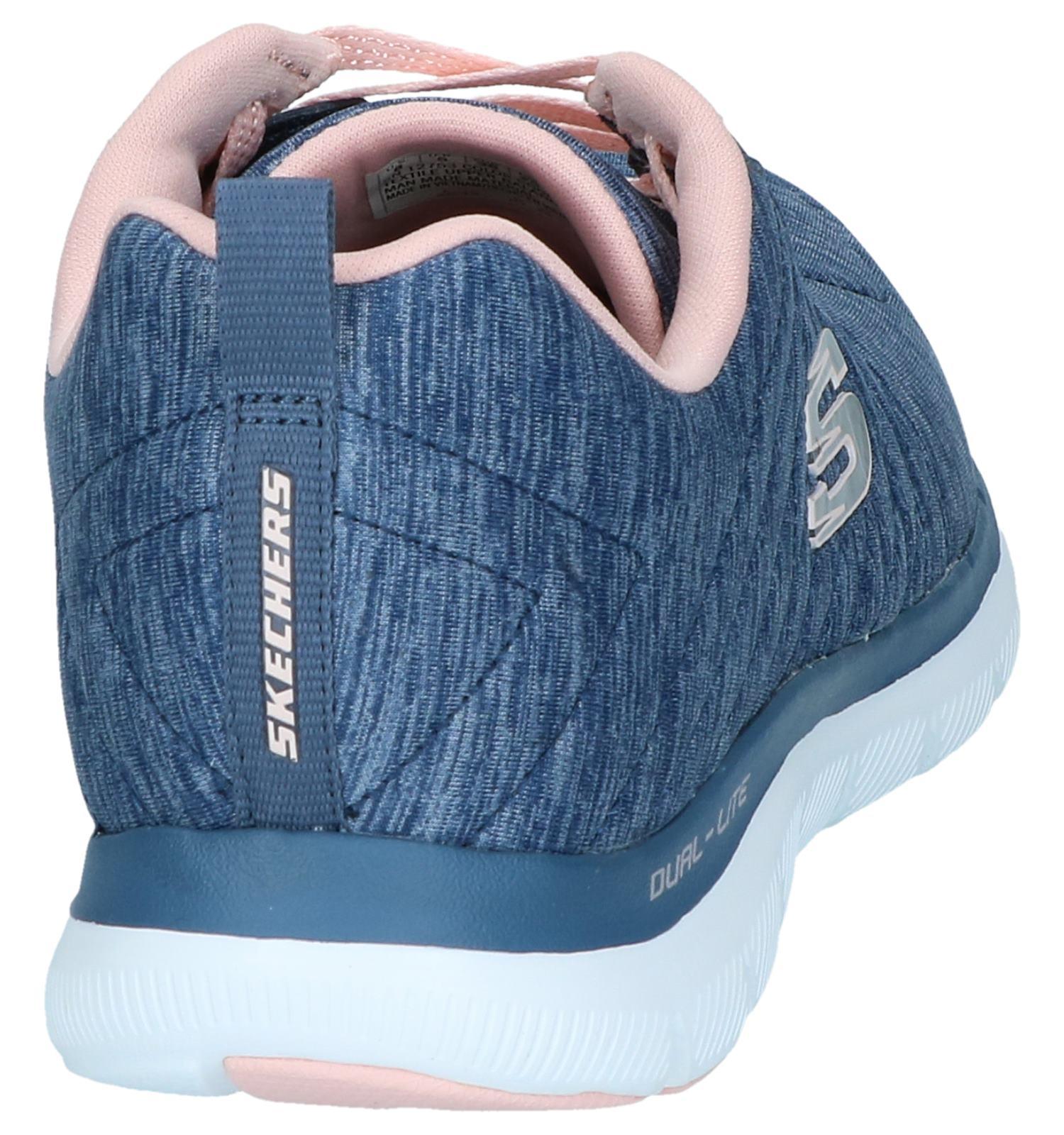Sneakers Appeal Skechers 0 2 Flex Blauwe xBWredCo