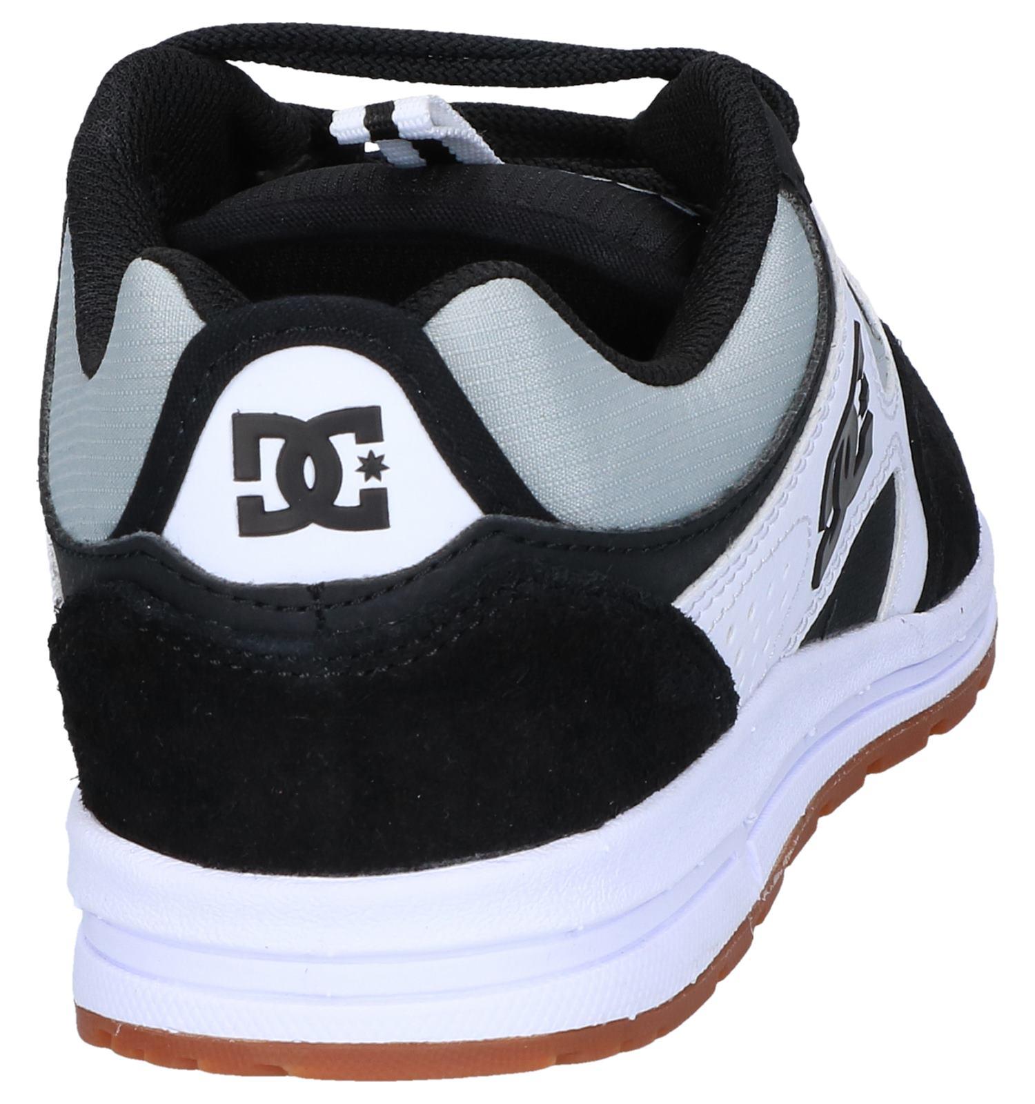 Kalis Lite Skateschoenen Dc Zwarte Shoes uFcK1JTl3