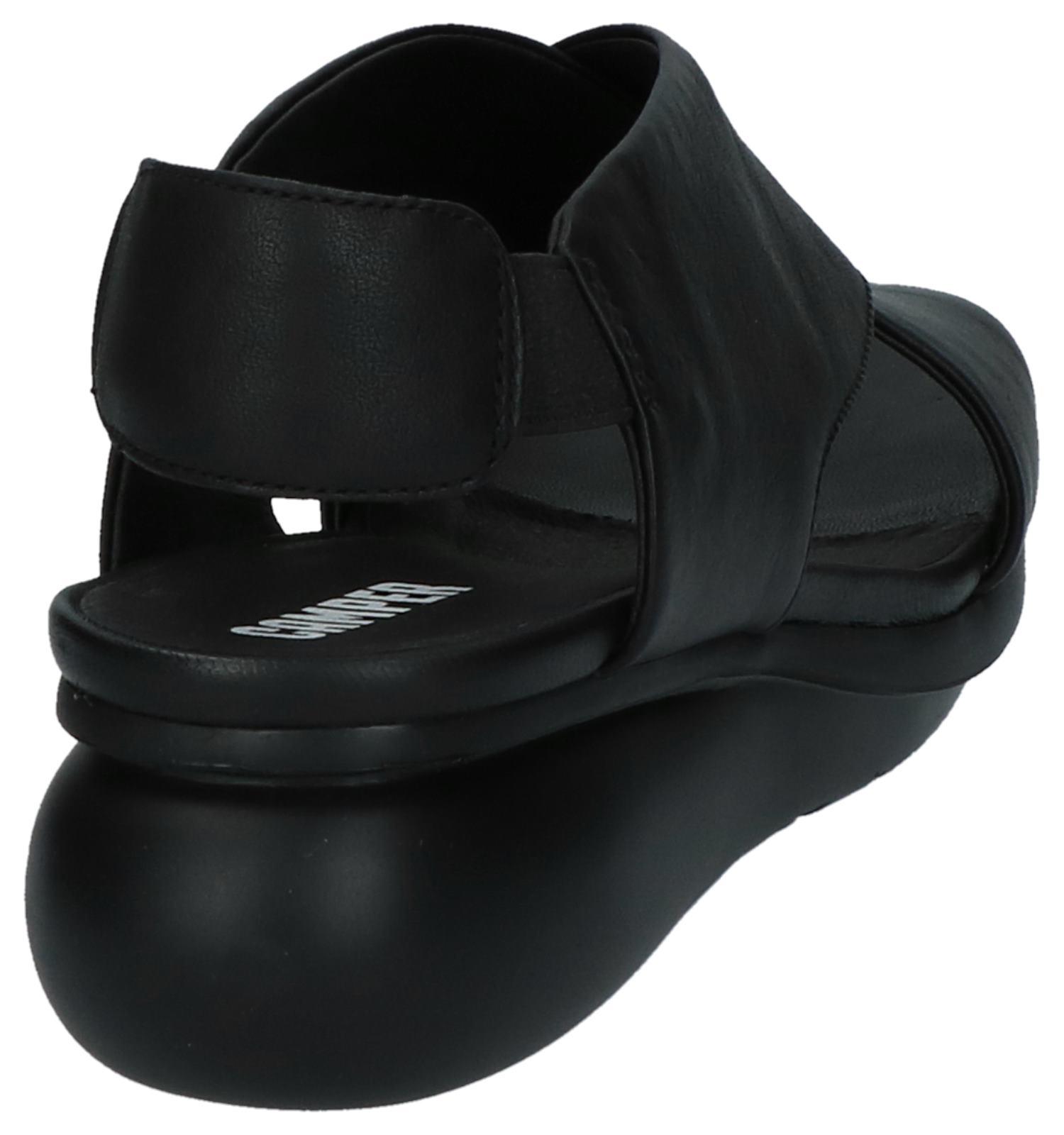 Sandalen Zwart Zwart Sandalen Zwart Camper Camper Comfortabele Comfortabele Comfortabele Sandalen TFKcl31J