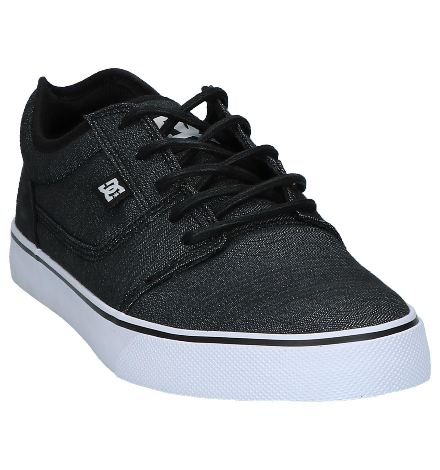 Se Dc Tonik Shoes Tx Zwarte Skateschoenen Tl1KJcF3