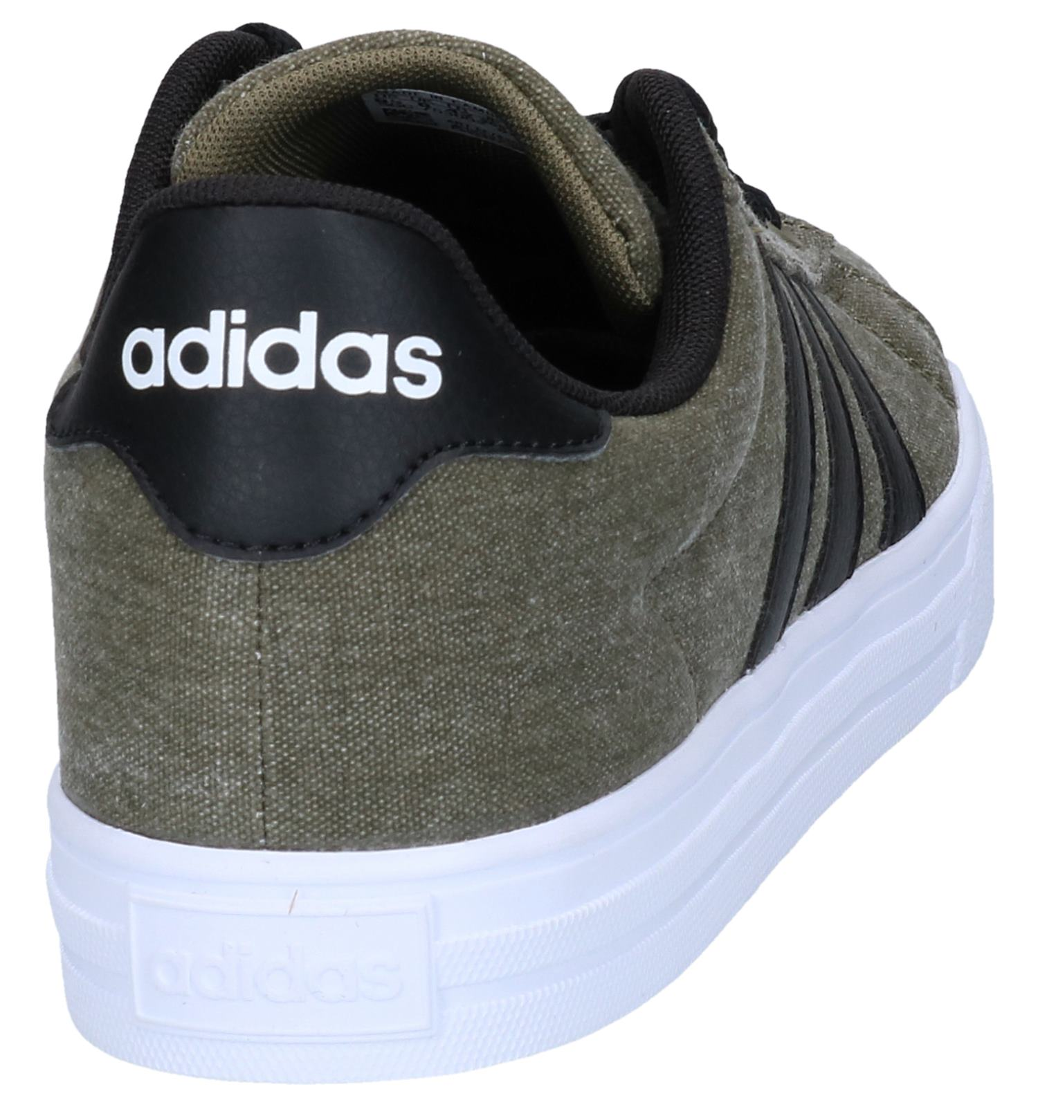 Kaki adidas Daily 2.0 Sneakers | SCHOENENTORFS.NL | Gratis
