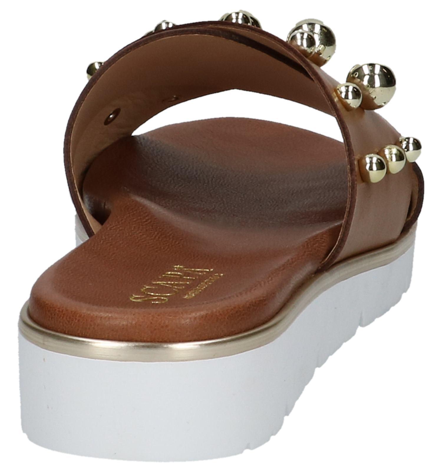 Scapa Scapa Slippers Cognac Cognac Slippers Scapa Elegante Slippers Elegante Cognac Elegante yvN80PmnwO