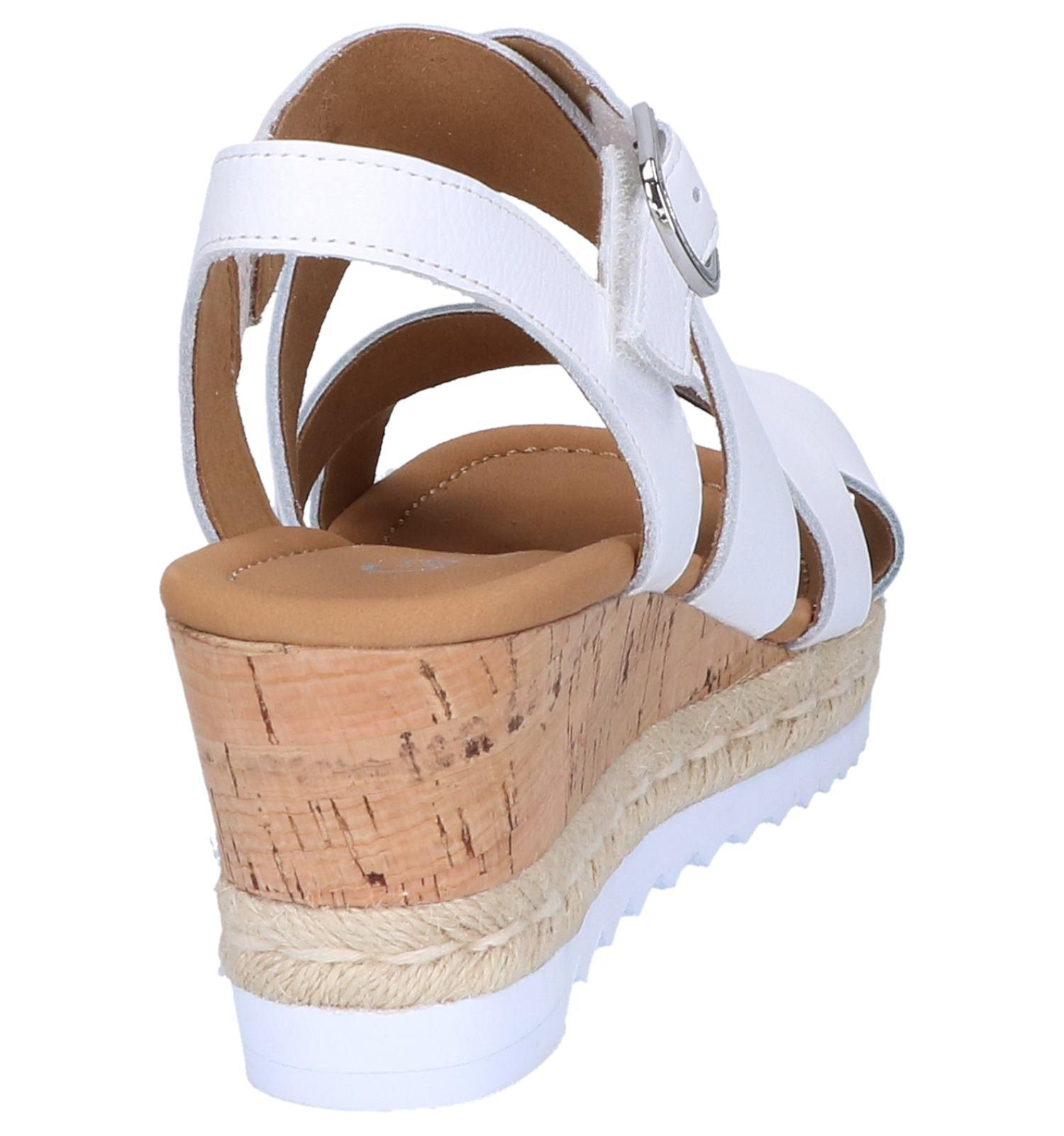 Witte Sandalen Witte Gabor Comfort Gabor Witte Sandalen Comfort Witte Comfort Sandalen Gabor Sandalen ZOkuiPX