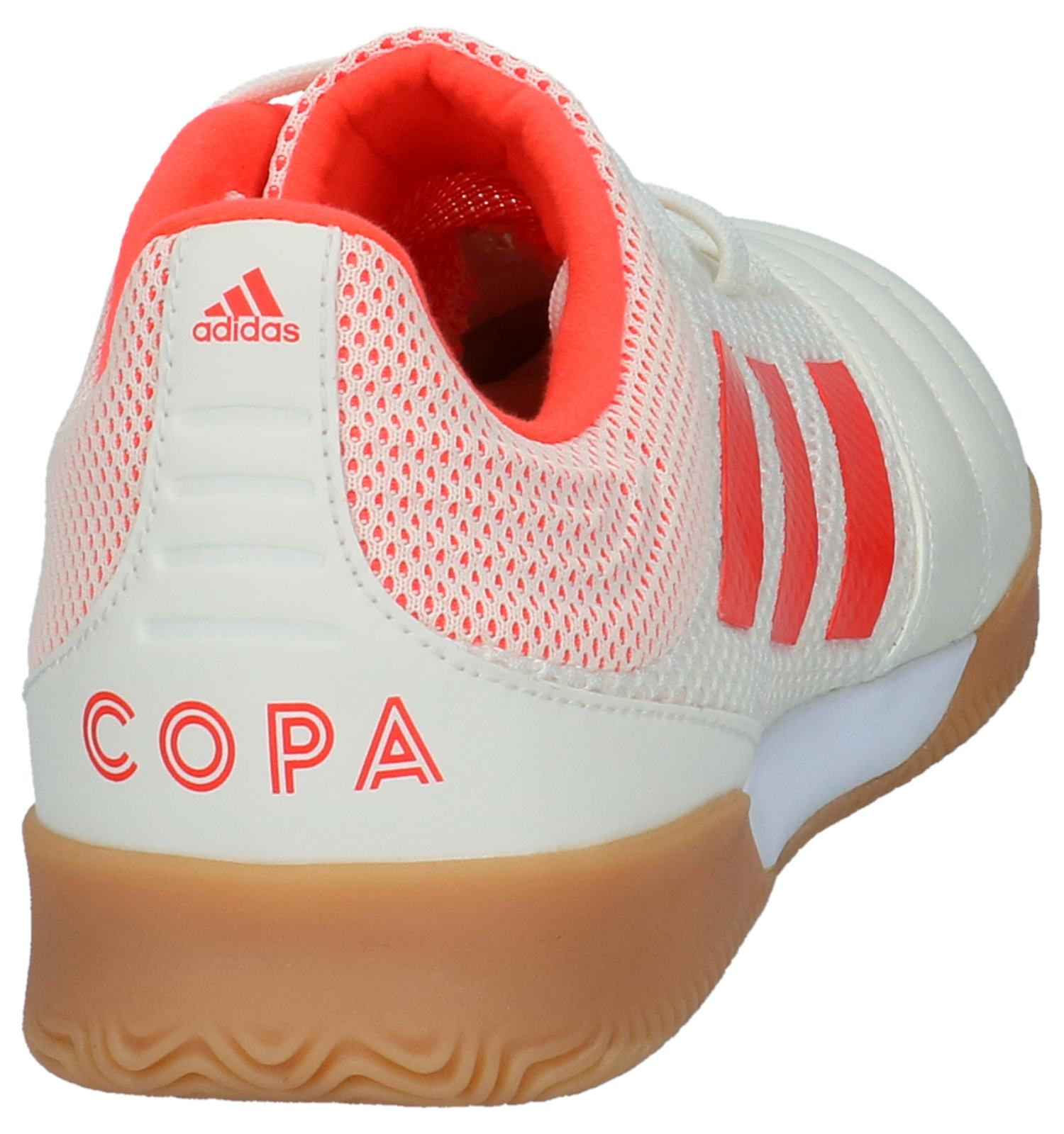 EcruOranje Sportschoenen adidas Copa 19.3 IN Sala | TORFS