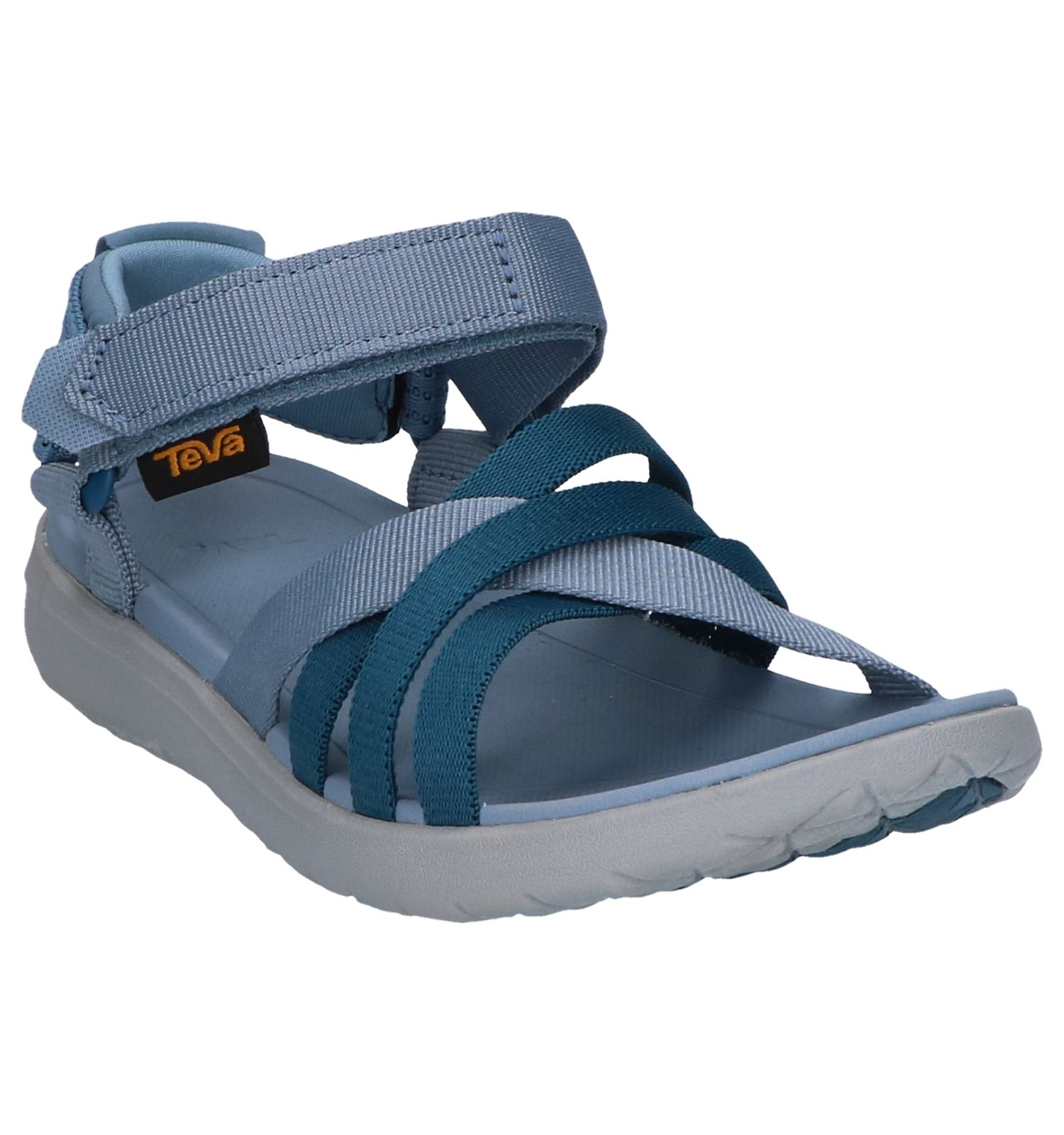 Sandalen Sandalen Teva Sanborn Blauwe Sandalen Teva Blauwe Sanborn Blauwe OPkuTiwXZ