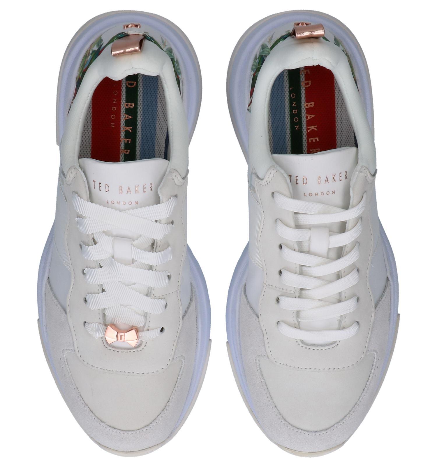 Witte Sneakers Ted Ted Sneakers Waverdi Baker Witte Baker Waverdi xdBQreCoW