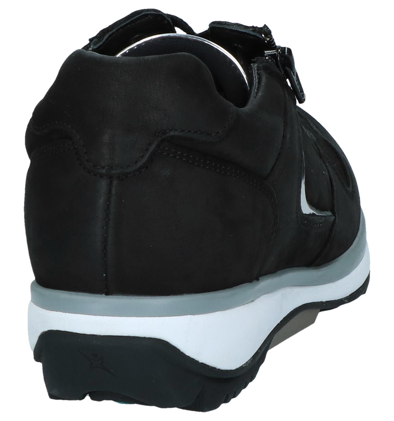 Zwarte Veterschoenen Jersey Gx Xsensible Stretchwalker jVpqSMLzGU