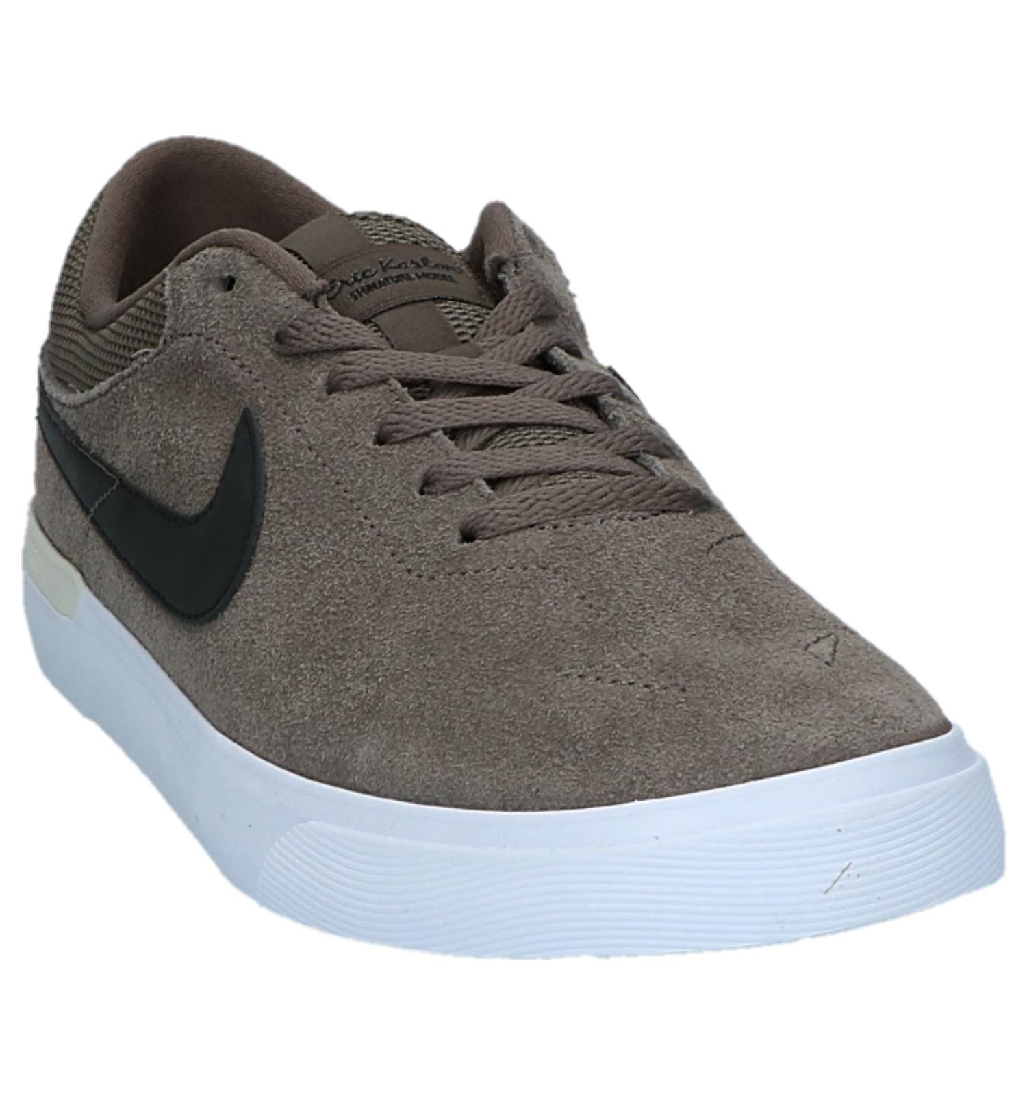Hypervulc Sb Lage Sportieve Sneakers Taupe Nike BdoxeC