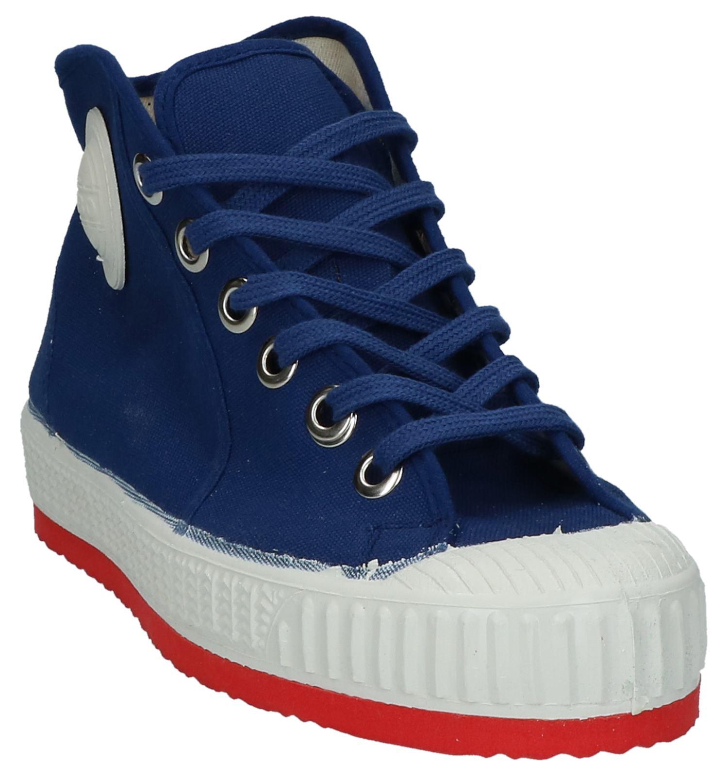 Barvy 0051 Hoge Donkerblauw Barvy Sneakers Sneakers 0051 Hoge kOZuPXTi