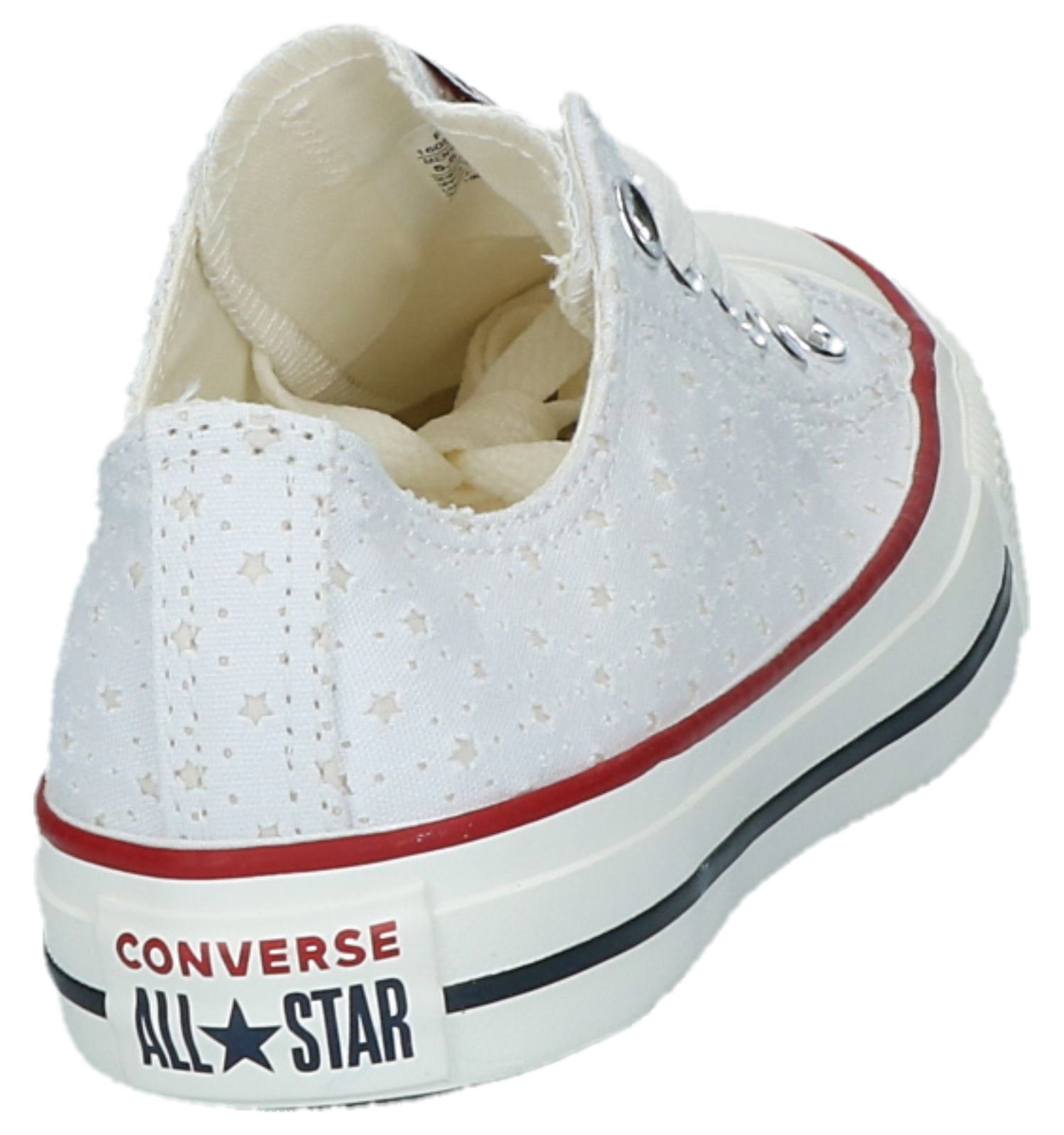 All Star Sneakers Converse Lage Wit LqMVpUGSz