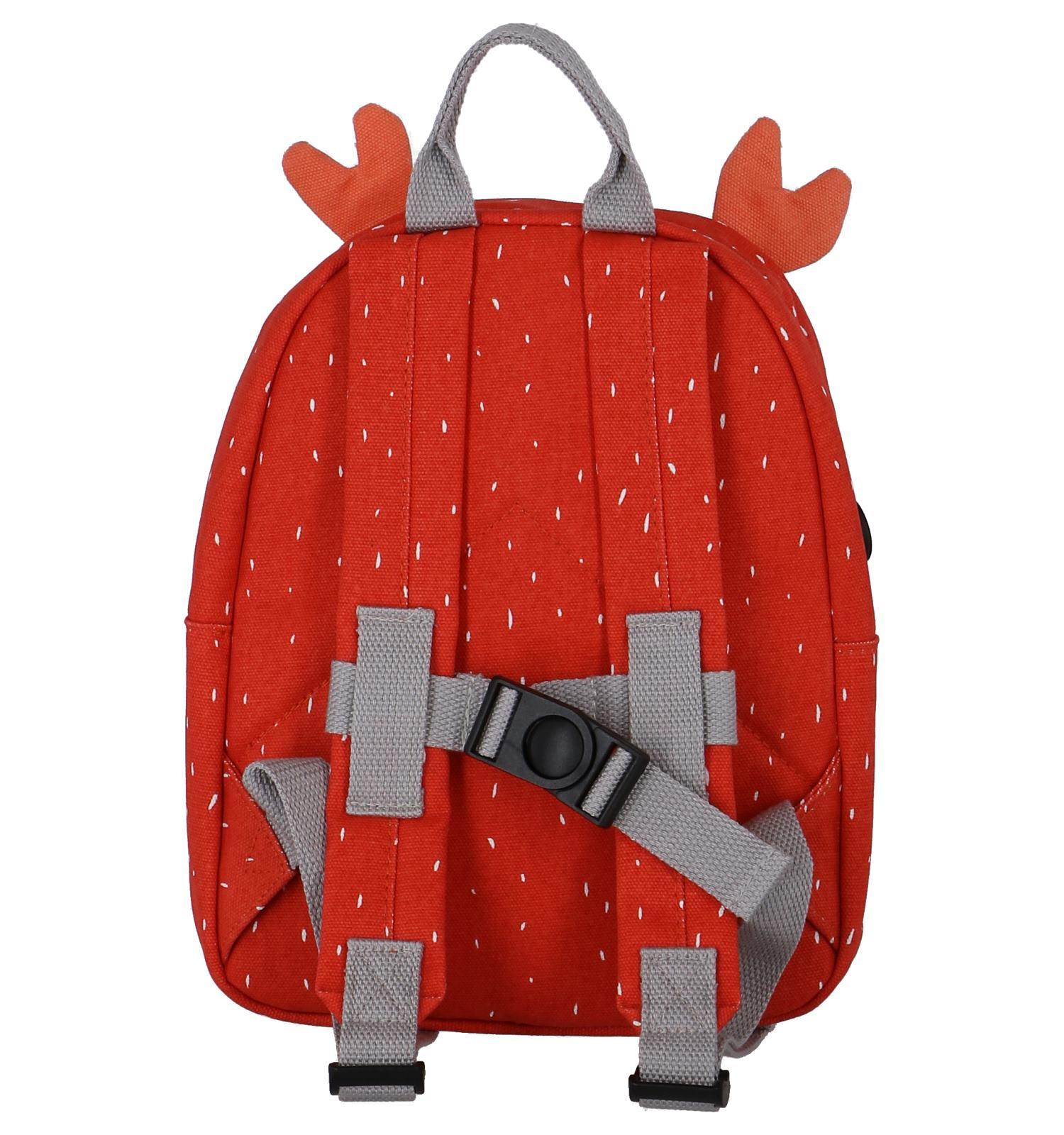 909cfbb07af Rode Kinderrugzak Trixie Mrs. Crab | SCHOENENTORFS.NL | Gratis verzend en  retour