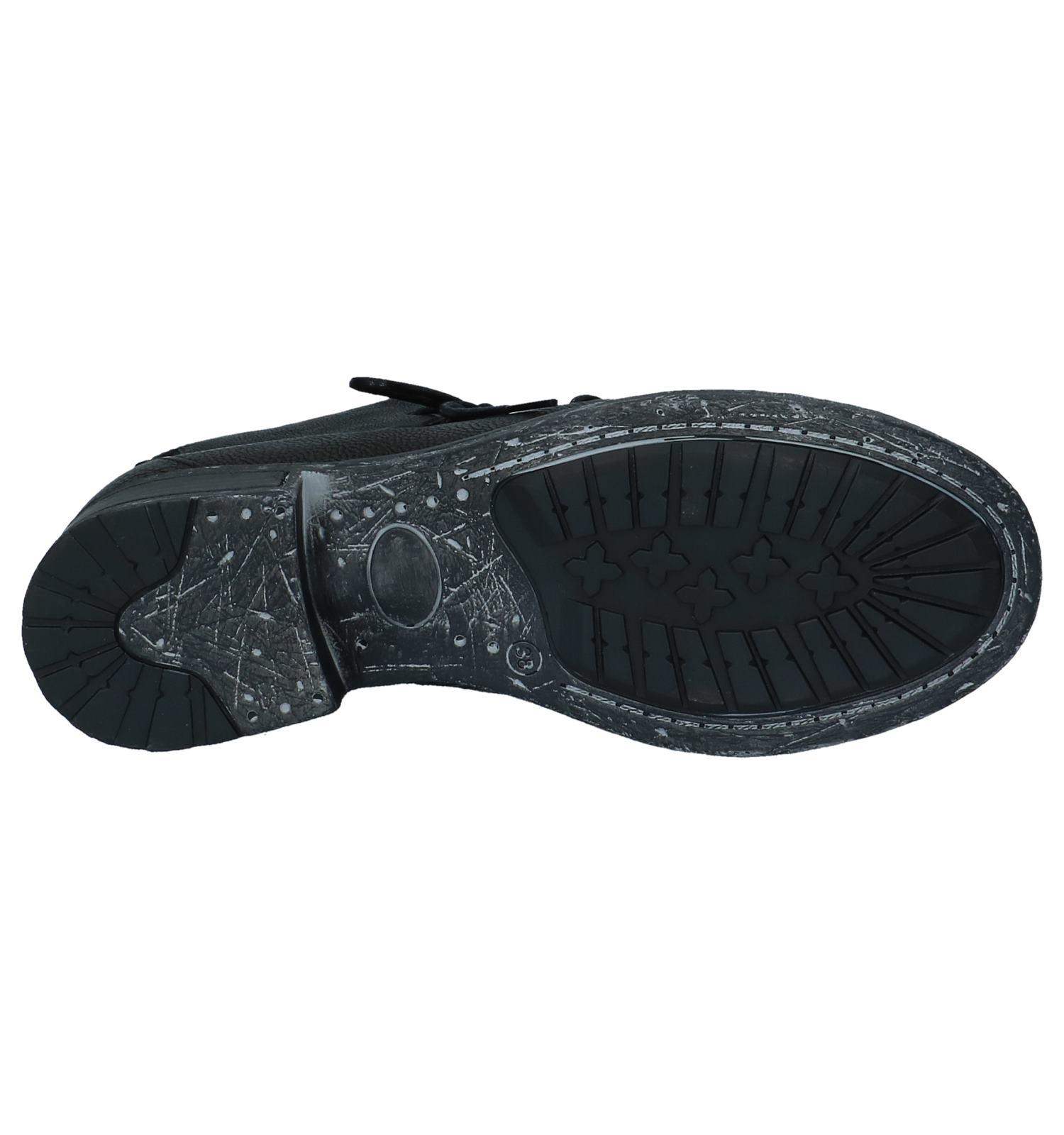 Zwarte veter Brako Anatomics Rits Boots XuOPkZi
