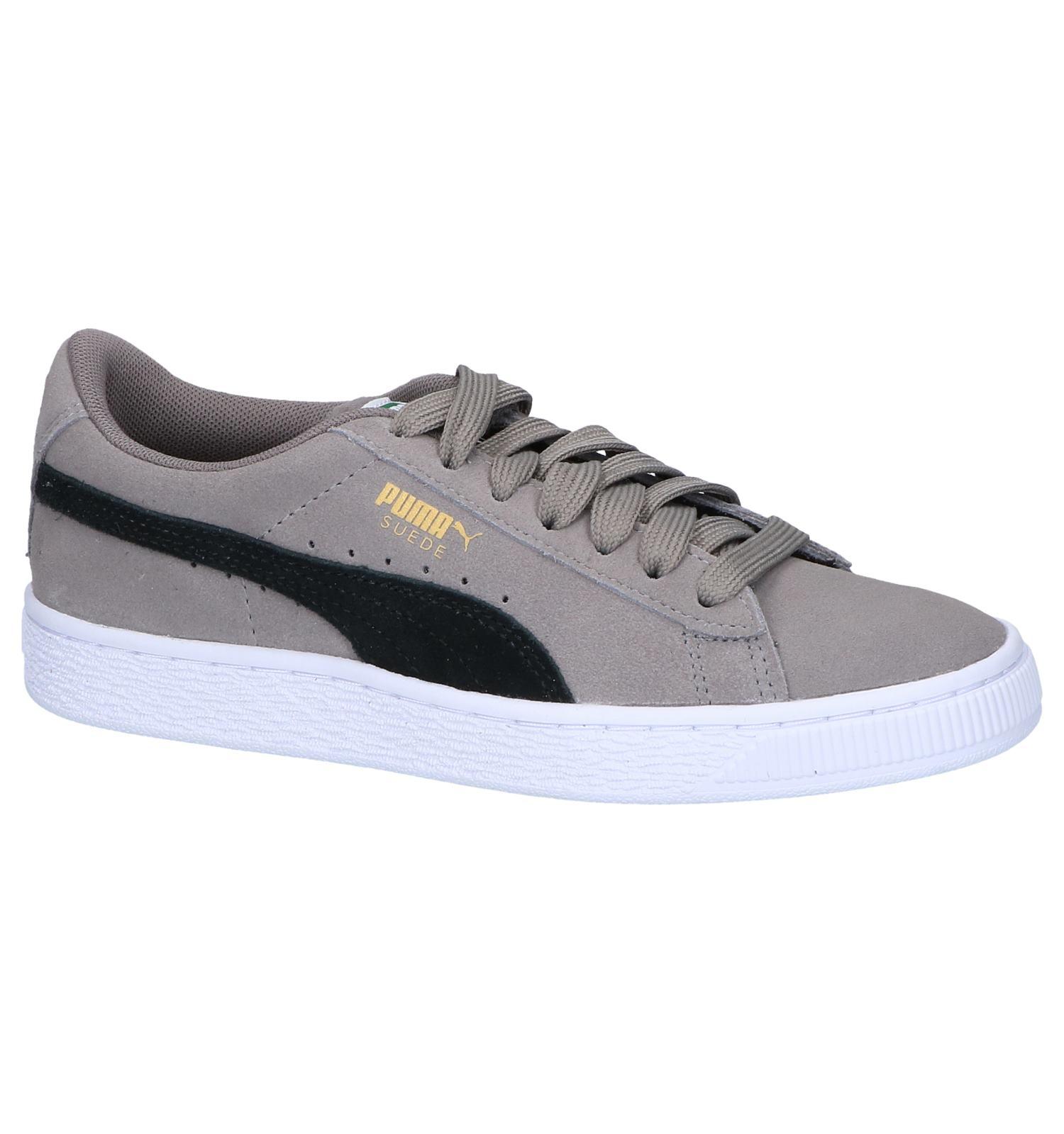 a9b4f4b9e77 Grijze Sneakers Puma Suede Classic | SCHOENENTORFS.NL | Gratis verzend en  retour