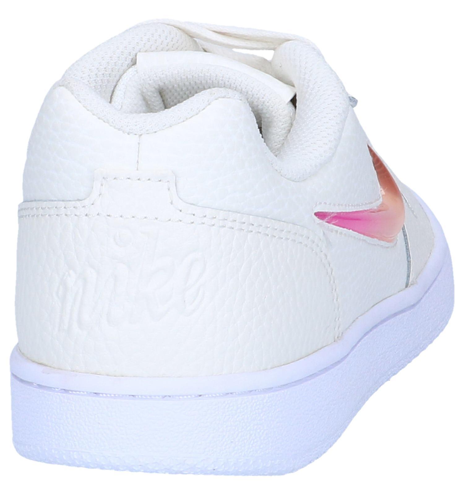 Ebernon Nike Ecru Ecru Sneakers Low Sneakers 4ALR3jqc5S