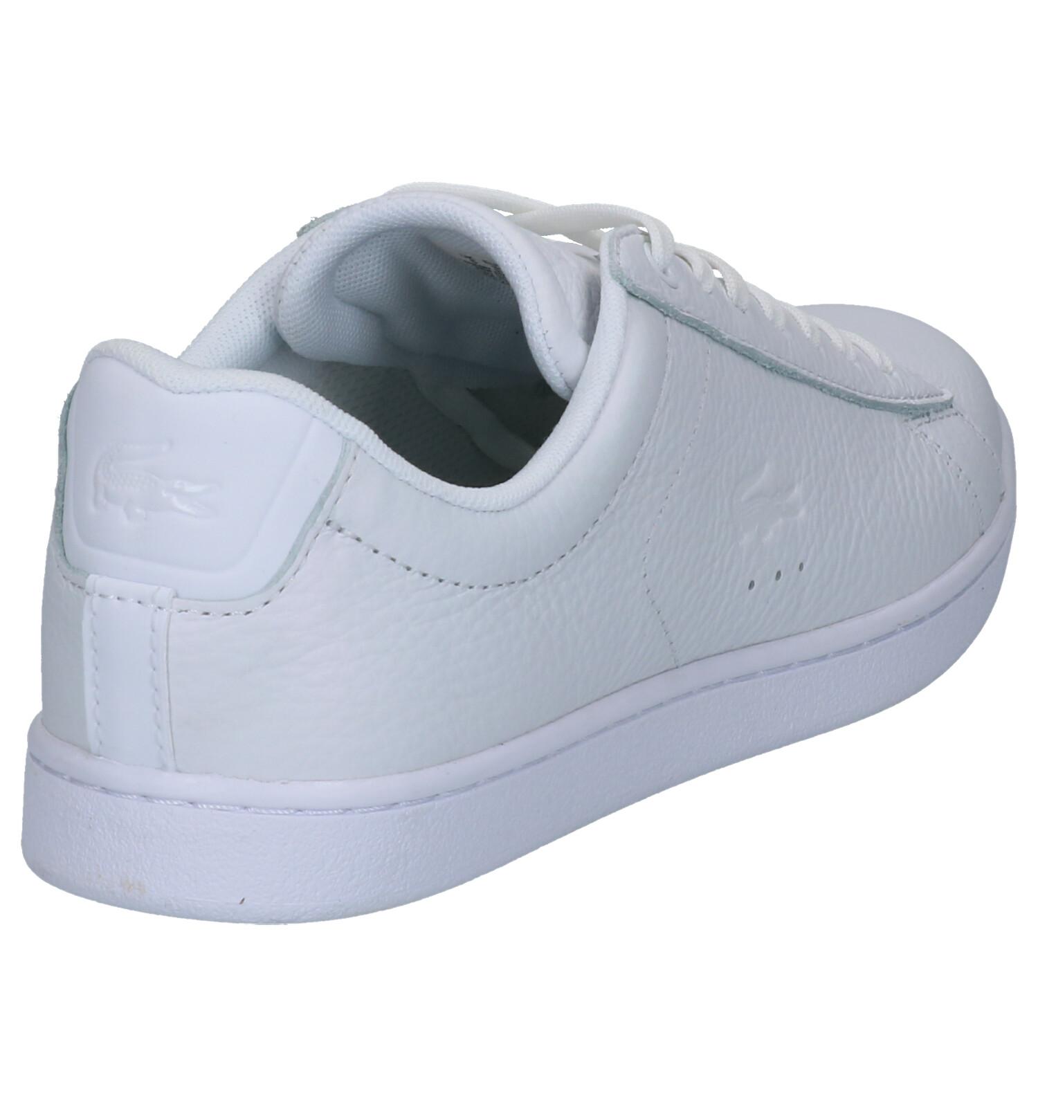 Carnaby Carnaby Witte Sneakers Evo Evo Carnaby Lacoste Lacoste Sneakers Lacoste Evo Witte Witte vwm0yN8nOP