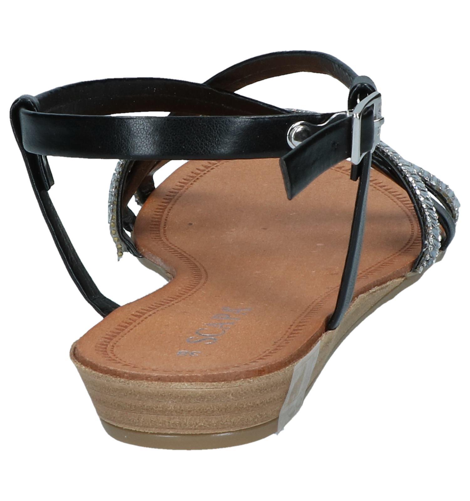 Scapa Zwarte Palomino Zwarte Palomino Sandalen Palomino Zwarte Scapa Zwarte Scapa Sandalen Sandalen WID2EH9Y