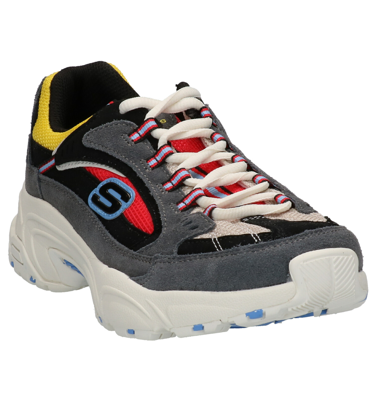 Stamina Road Cross Skechers Sneakers Multicolor WYE29IDH